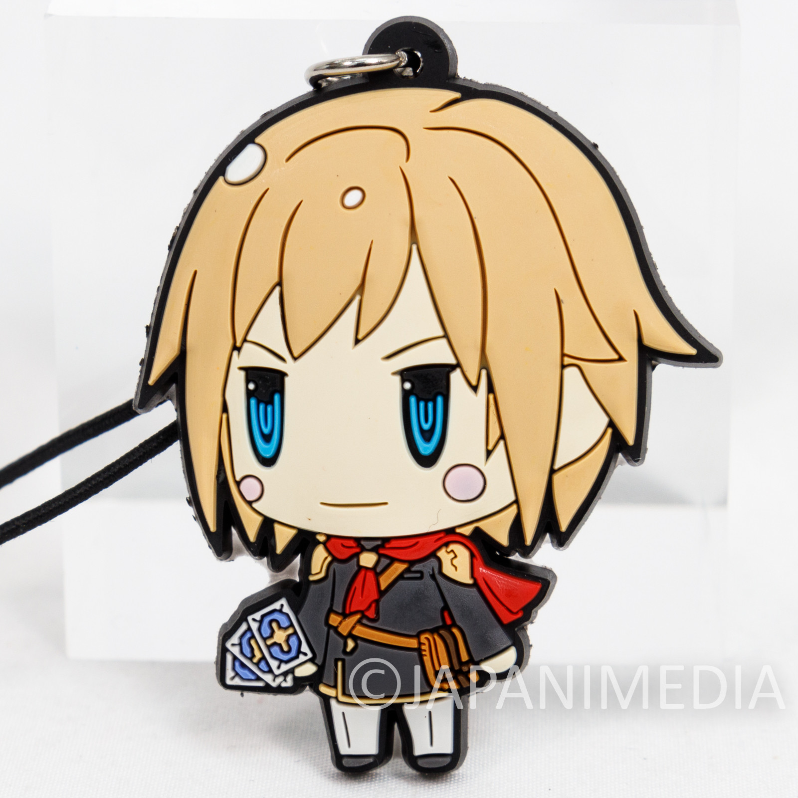 Final Fantasy Ace Mascot Rubber Strap JAPAN SQUARE ENIX