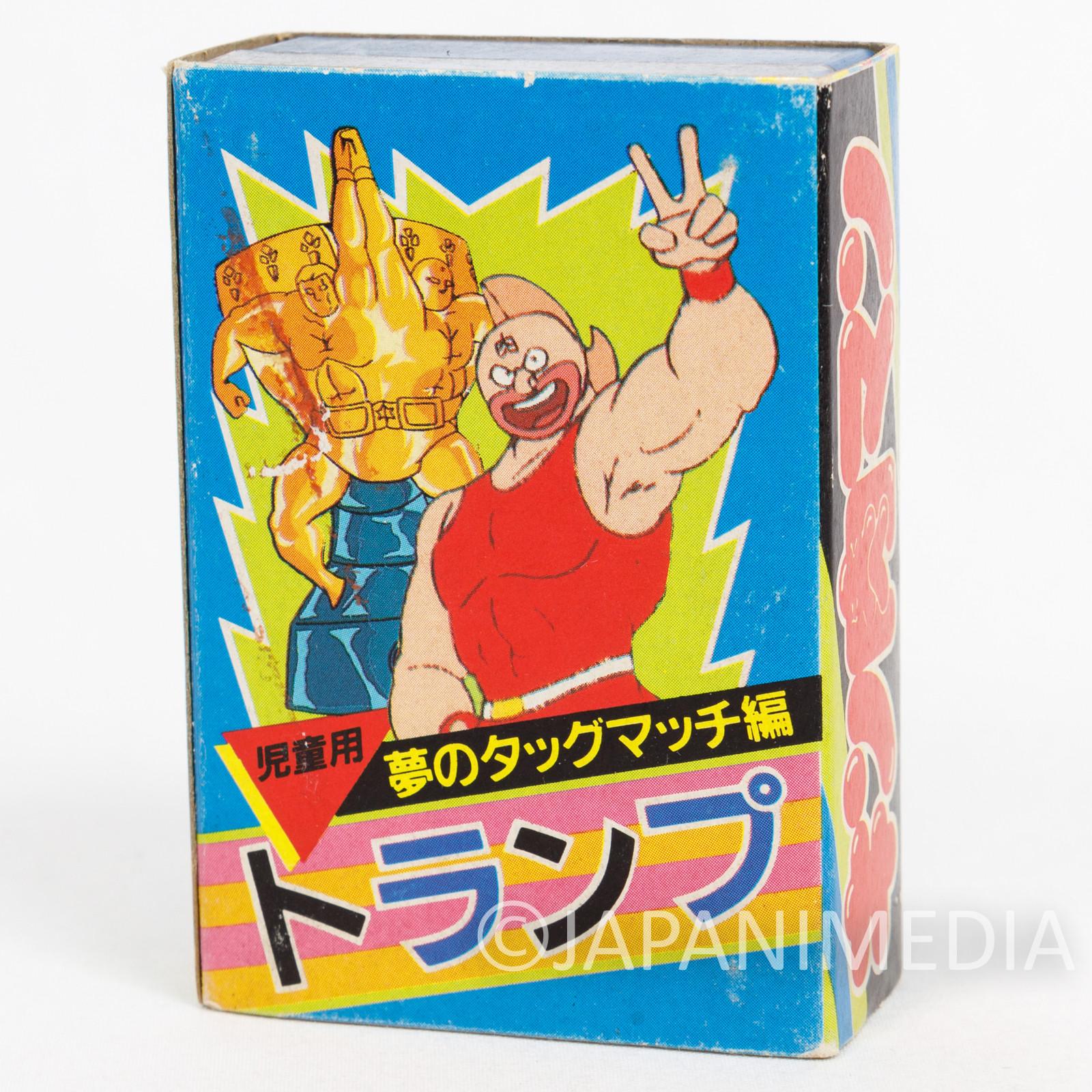 Kinnikuman Mini Playing Cards Trump Ultimate Muscle JAPAN ANIME MANGA