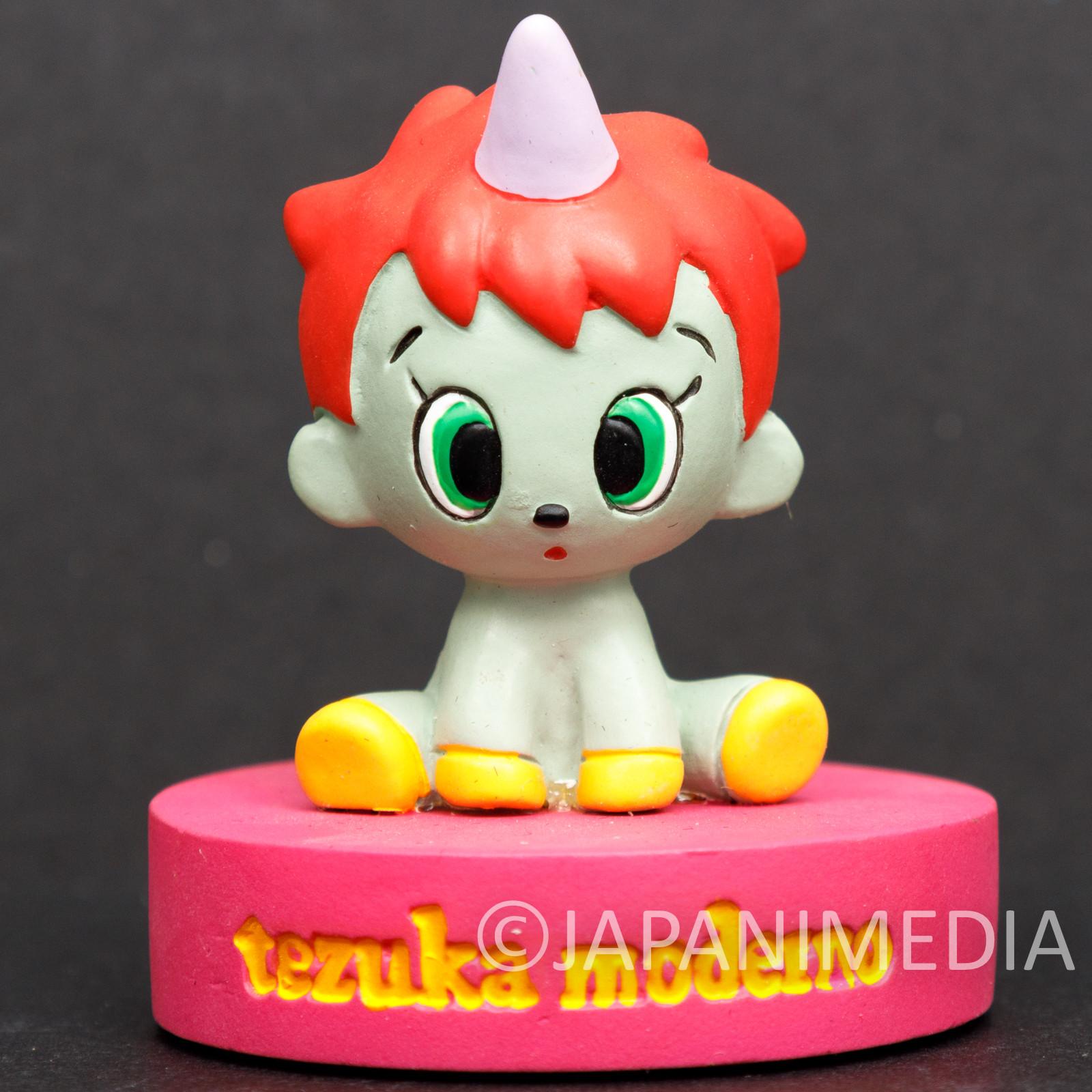 RARE! Unico Mini Figure Osamu Tezuka Moderno JAPAN ANIME
