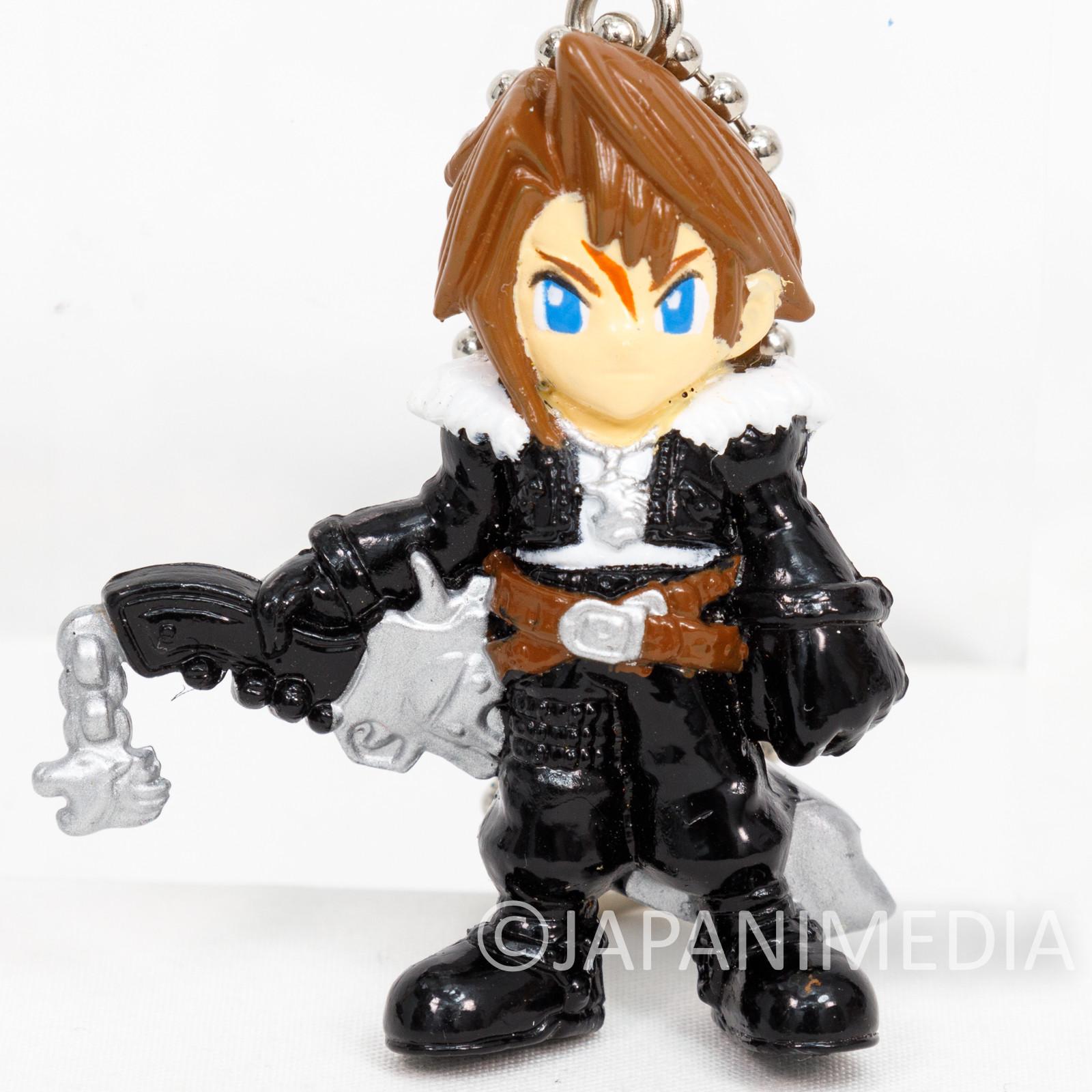 Final Fantasy VIII Squall Leonhart Figure Ballchain FF Swing Bandai SQUARE ENIX