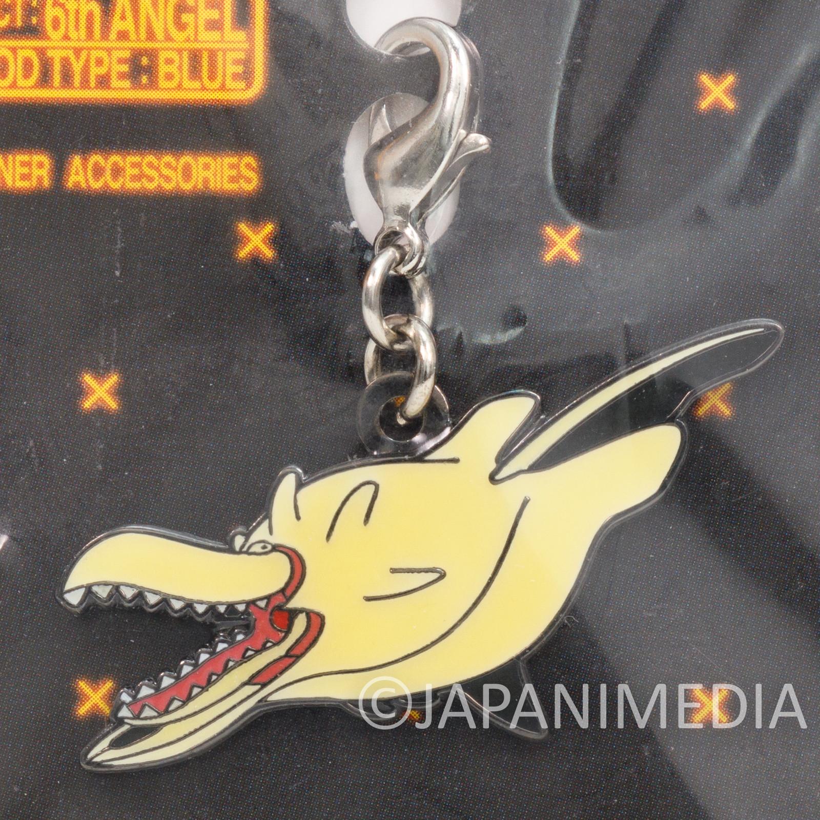 Evangelion 6th Angel Shito Gaghiel Fastener Accessories JAPAN ANIME MANGA