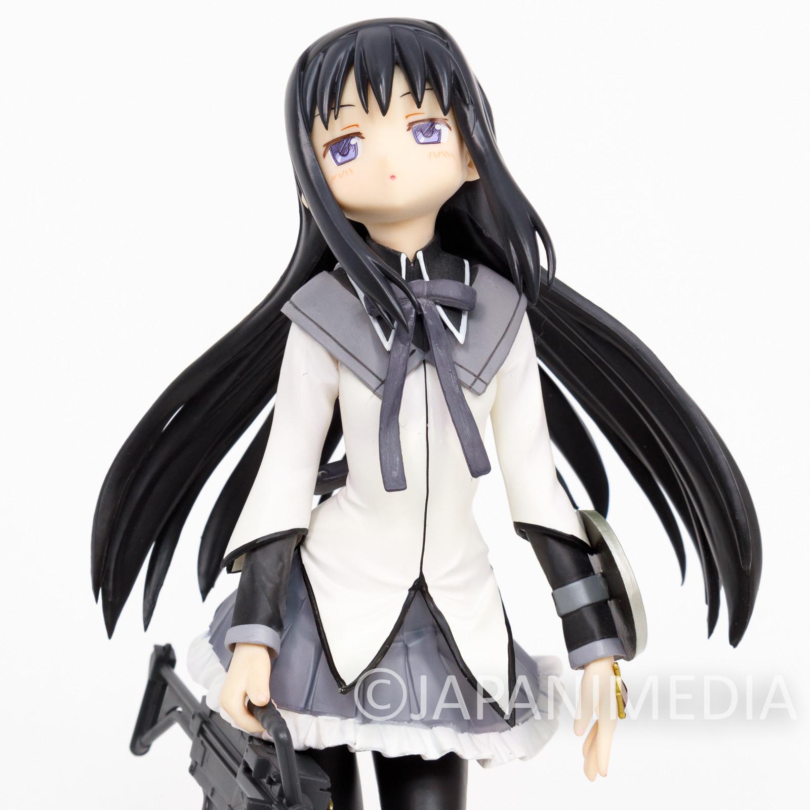 Puella Magi Madoka Magica Homura Akemi Battle Suit Figure Banpresto JAPAN