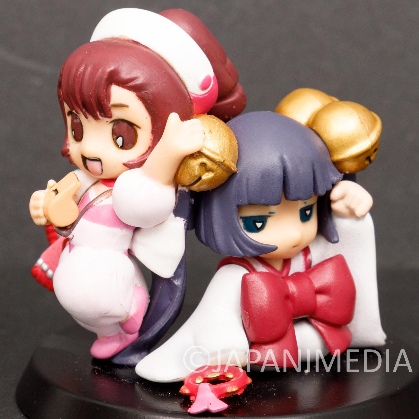 Chobits Sumomo & Kotoko Mini Figure CLAMP JAPAN ANIME MANGA