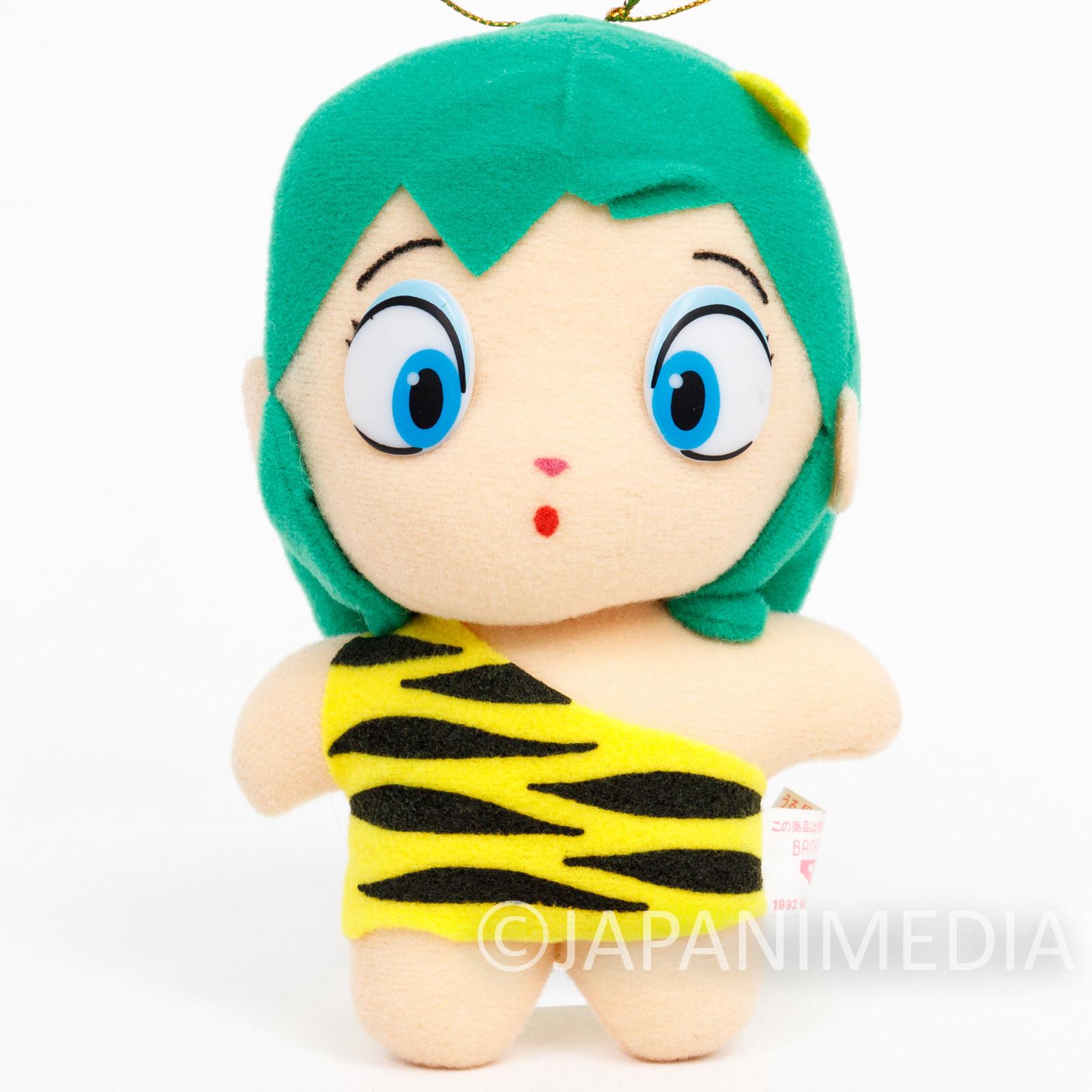 Urusei Yatsura LUM Mascot Plush Doll Figure JAPAN ANIME RUMIKO TAKAHASHI
