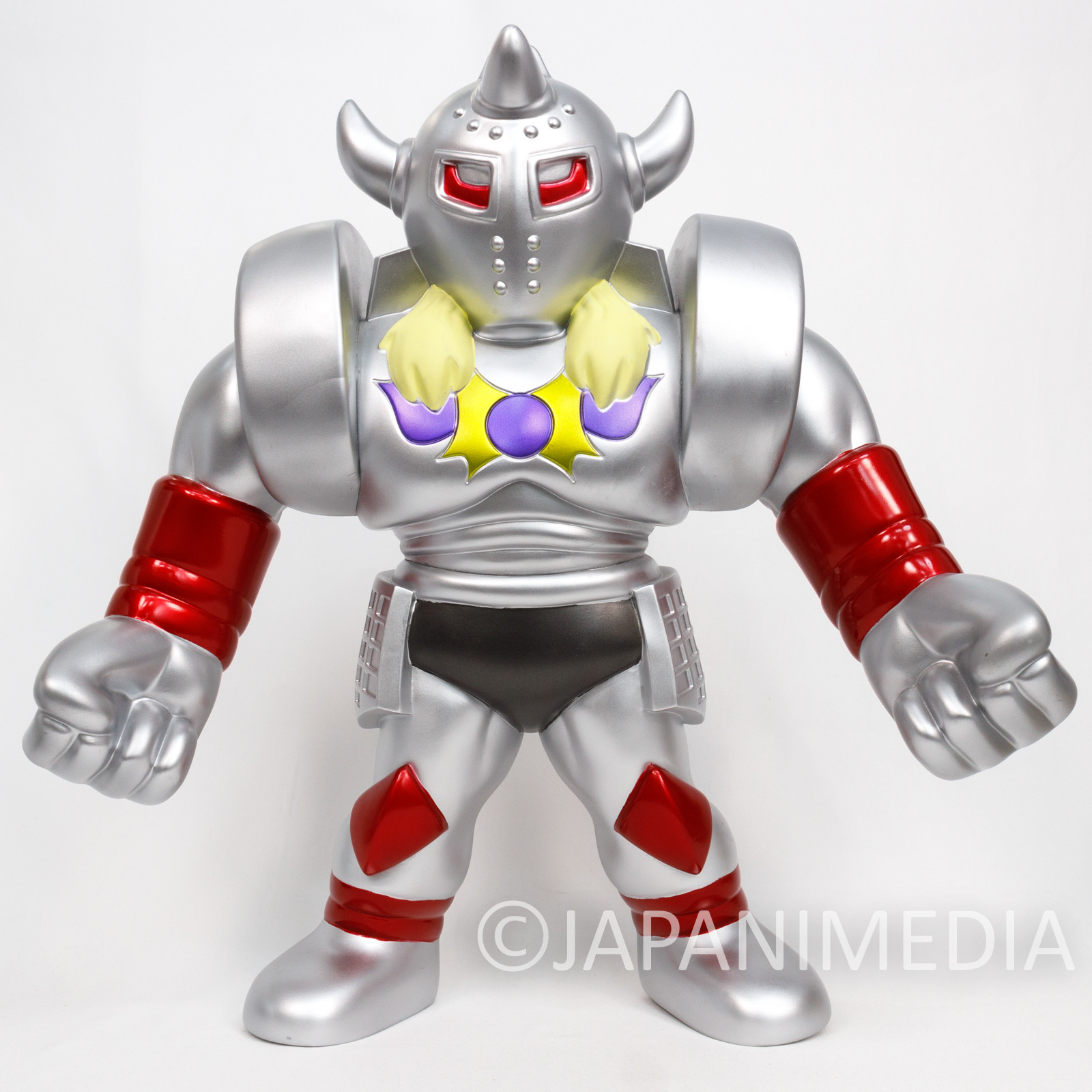 "Kinnikuman General Devil (Akuma Shogun) Super Big Figure 18"" Ultimate Muscle"