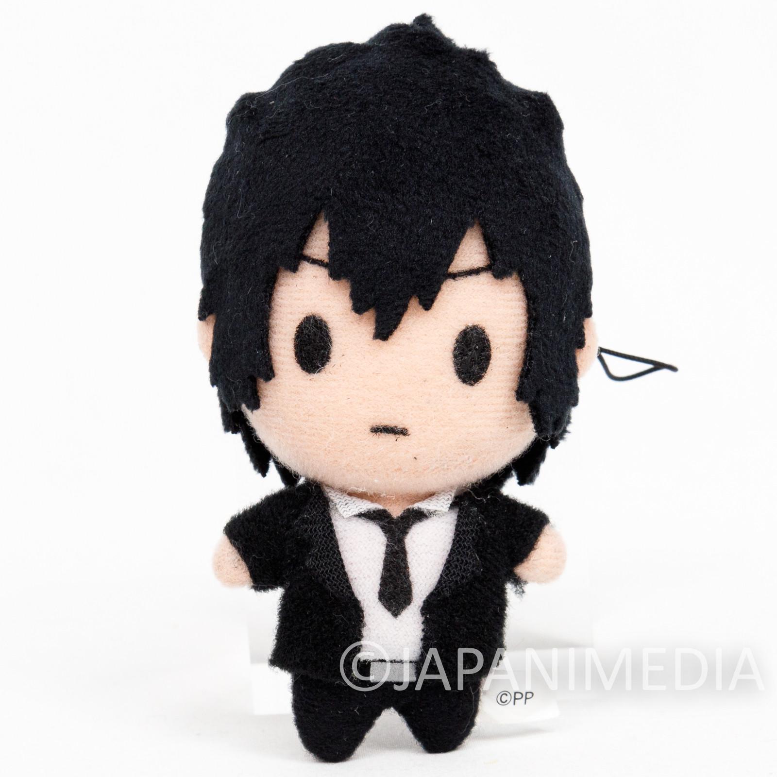Psycho-Pass Shinya Kogami Plush Doll Strap JAPAN ANIME MANGA