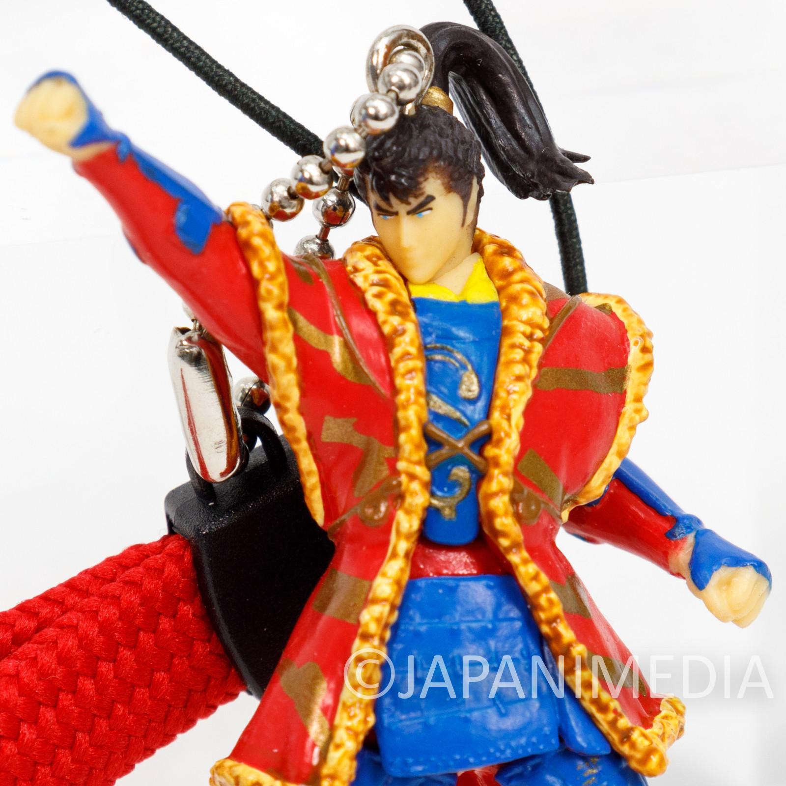 Hana no Keiji Kumo no Kanata ni Figure Strap JAPAN MANGA