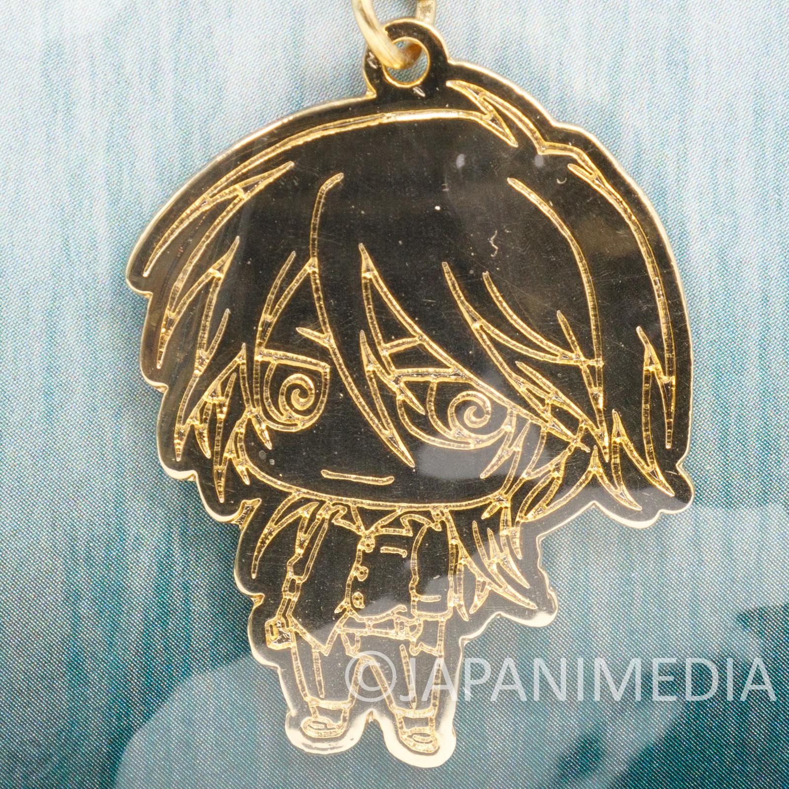 Psycho-Pass Shogo Makishima Petit Metal Charm Mobile Strap JAPAN ANIME MANGA