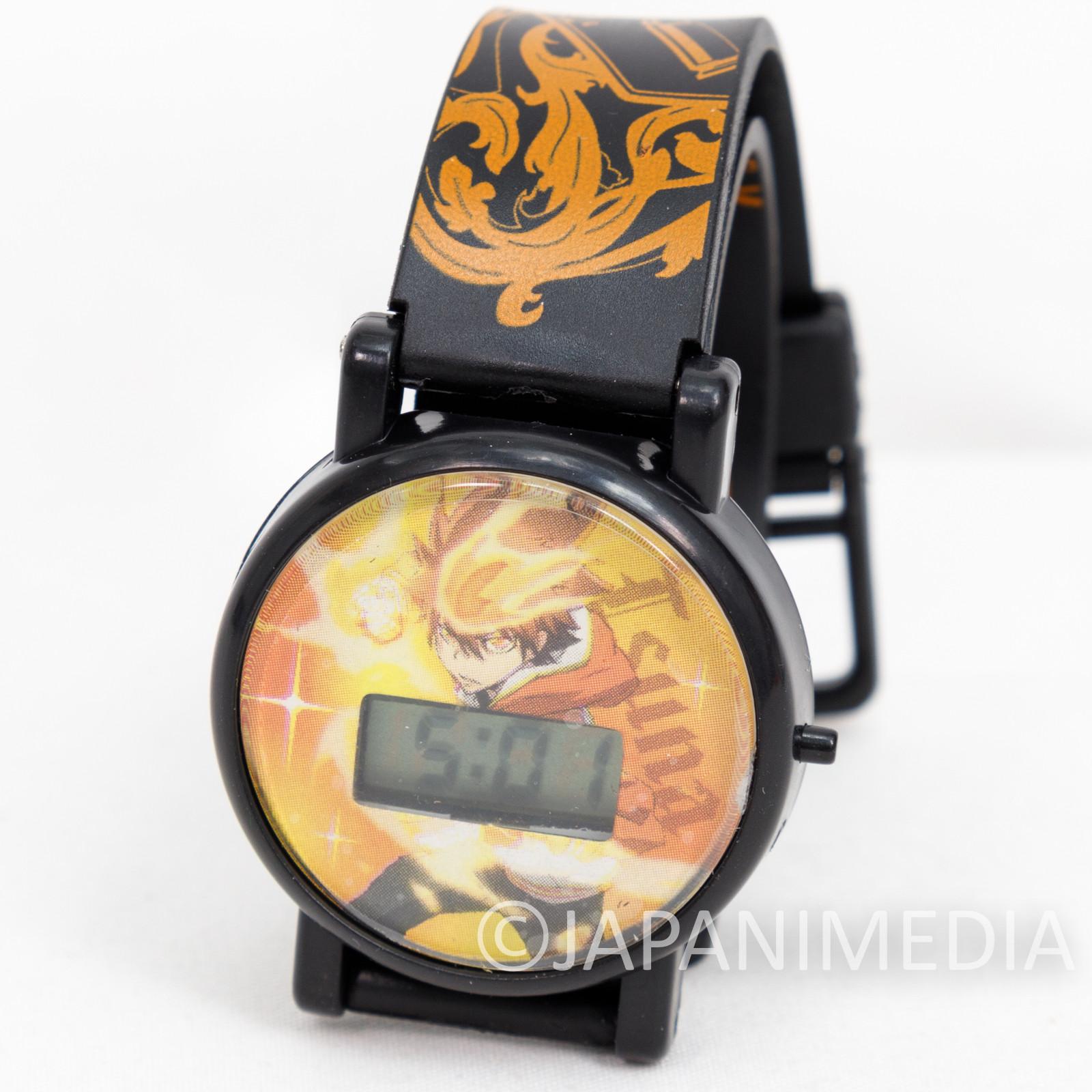 Katekyo Hitman REBORN! Tsunayoshi Sawada Toy Wrist Watch JAPAN