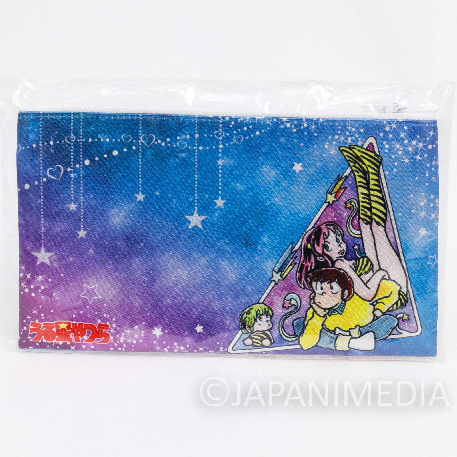Urusei Yatsura Lum & Ataru Moroboshi Soft Pen Case JAPAN ANIME MANGA