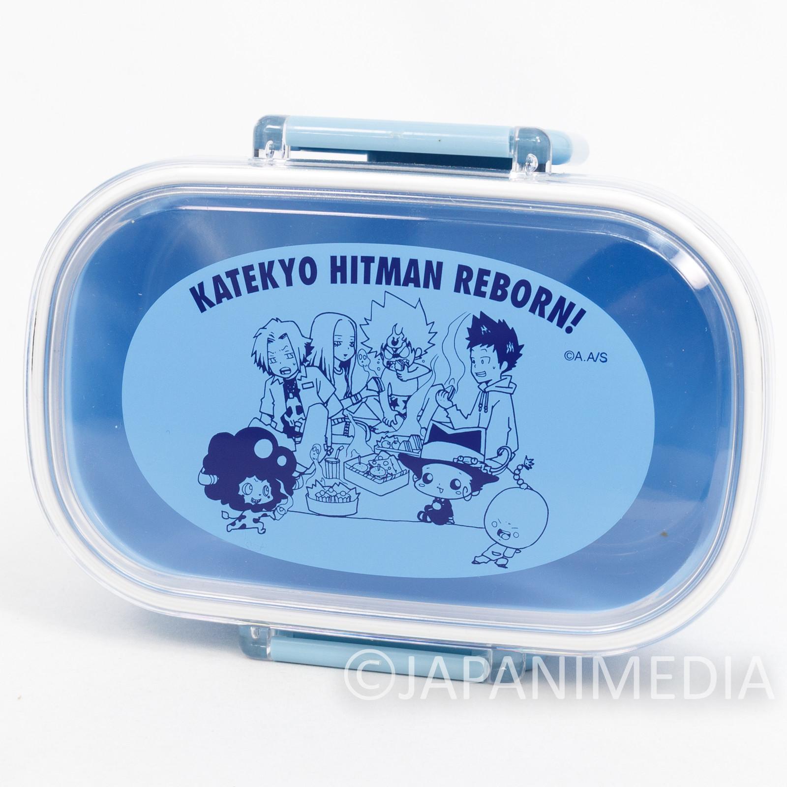 Katekyo Hitman REBORN! Lunch Box JAPAN ANIME MANGA SHONEN JUMP