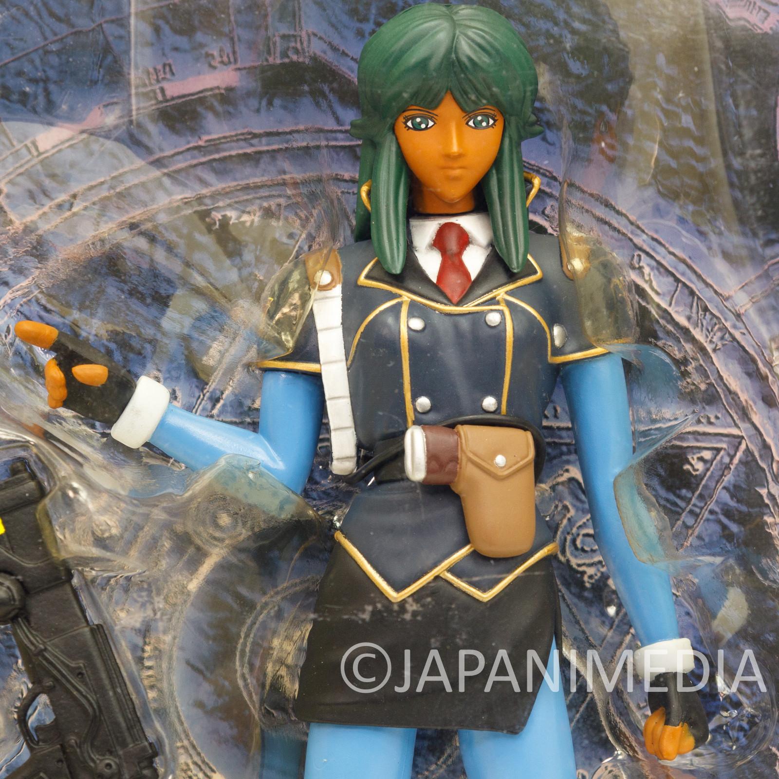 Silent Mobius Kiddy Phenil Figure Toyscom JAPAN