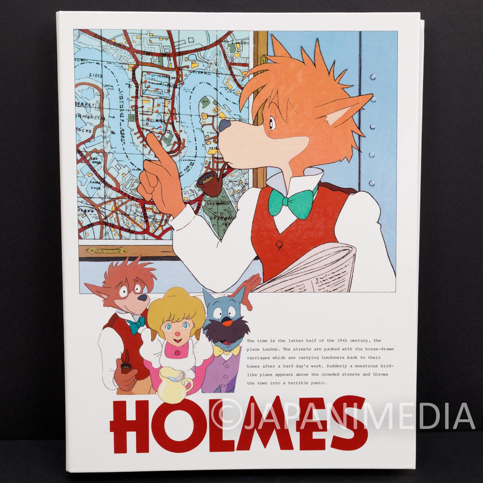 The Detective Holmes Sherlock Binder for B5 Papers JAPAN HAYAO MIYAZAKI