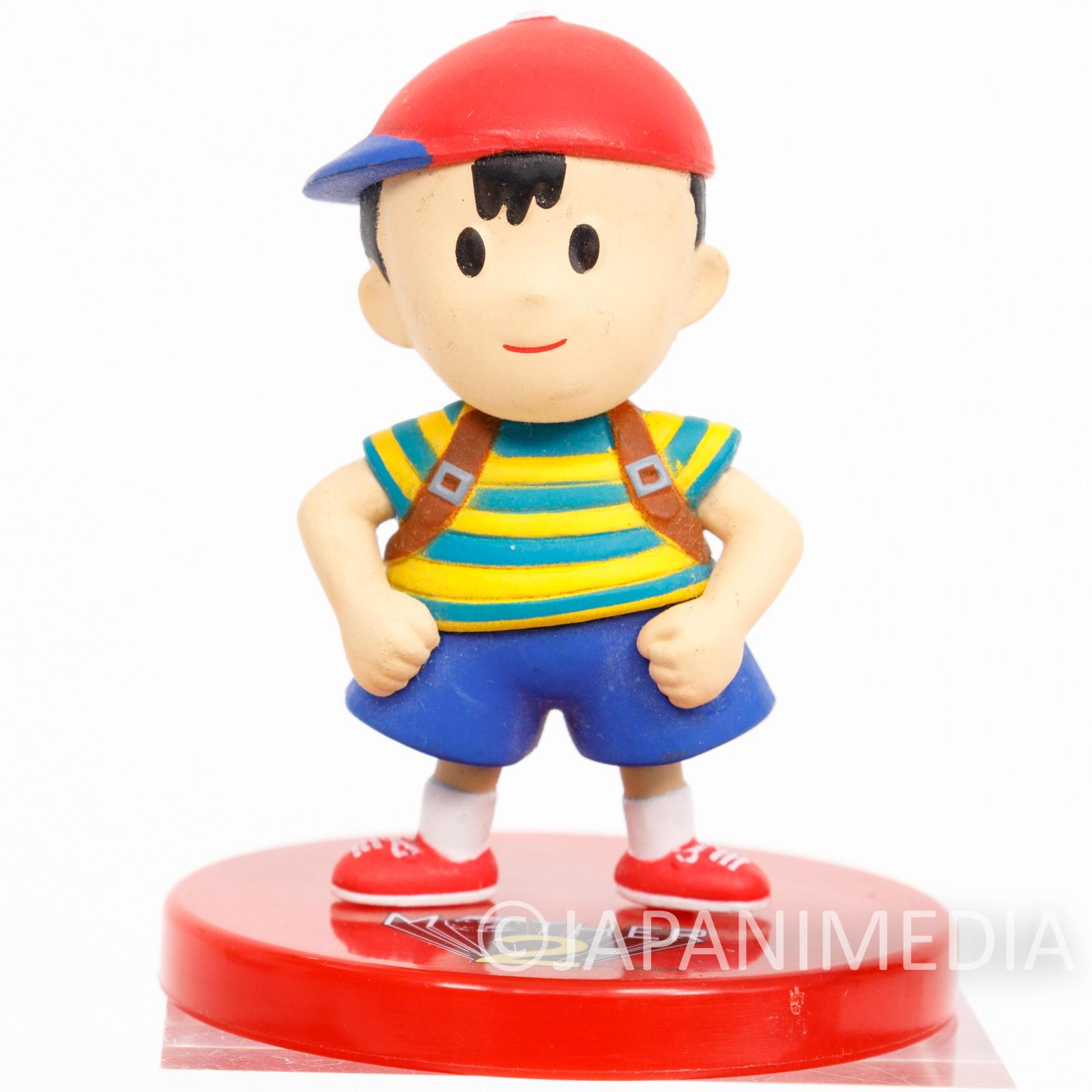 Mother 2 Ness Stand Figure Takara Tomy Nintendo JAPAN GAME NES FAMICOM