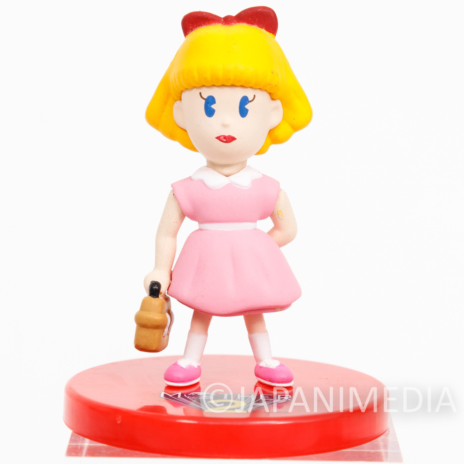 Mother 2 Paula Stand Figure Takara Tomy Nintendo JAPAN GAME NES FAMICOM