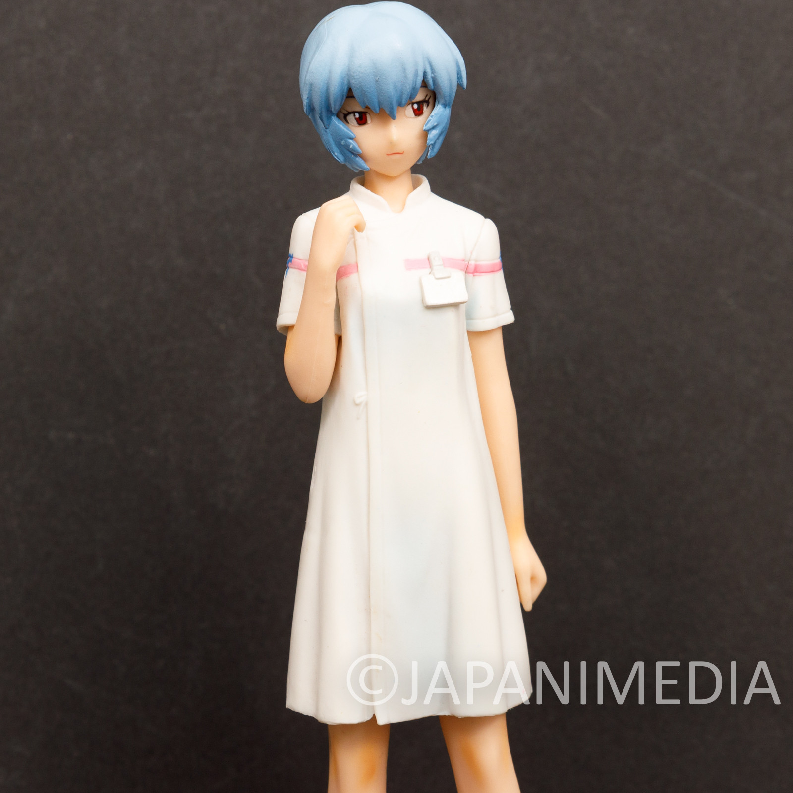 Evangelion Rei Ayanami White One Piece Portraits Figure Series 4 BANDAI JAPAN