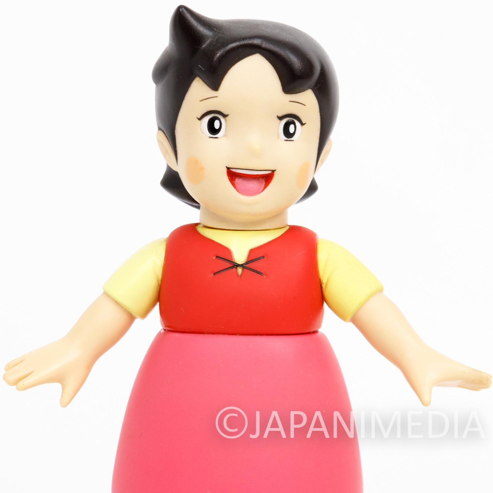 Heidi Girl of the Alps Heidi Soft Vinyl Figure Liberty Planet JAPAN 2