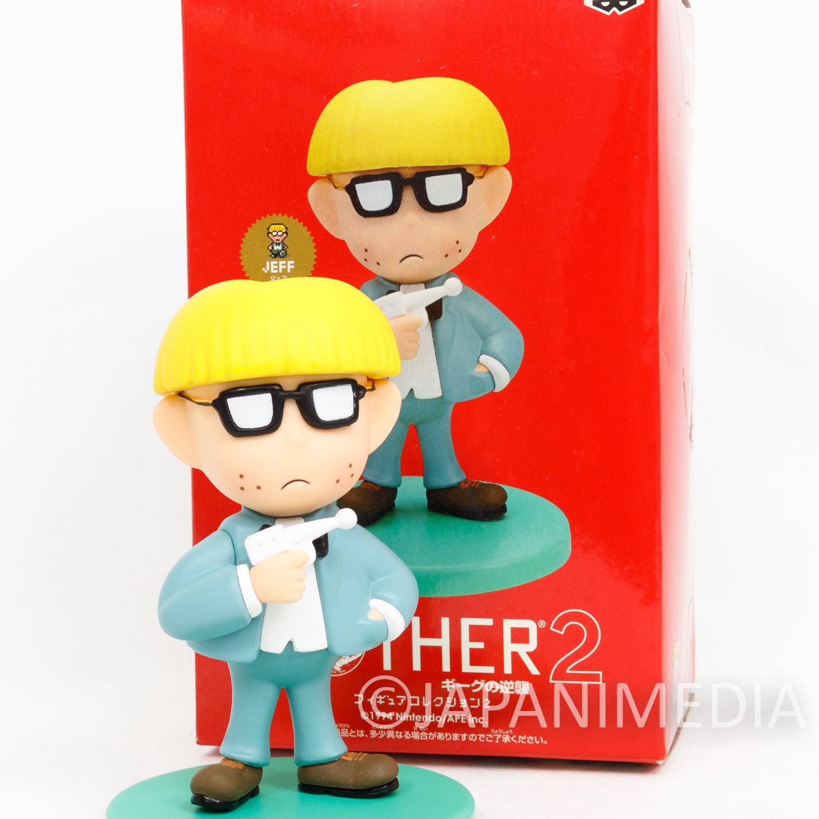 "MOTHER 2 Pokey 3.75"" Figure Banpresto JAPAN NINTENDO FAMICOM NES GAME"