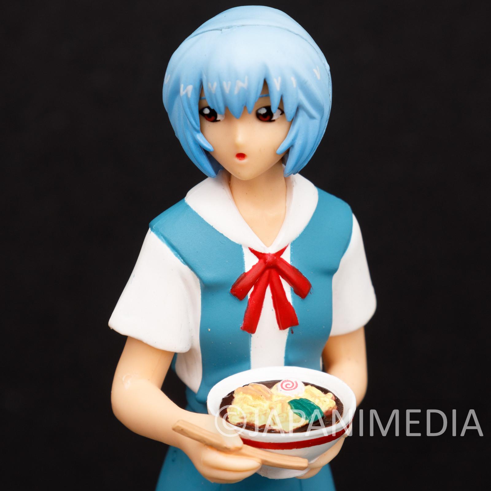 Evangelion Rei Ayanami Ramen ver. Collection Figure Series SEGA JAPAN