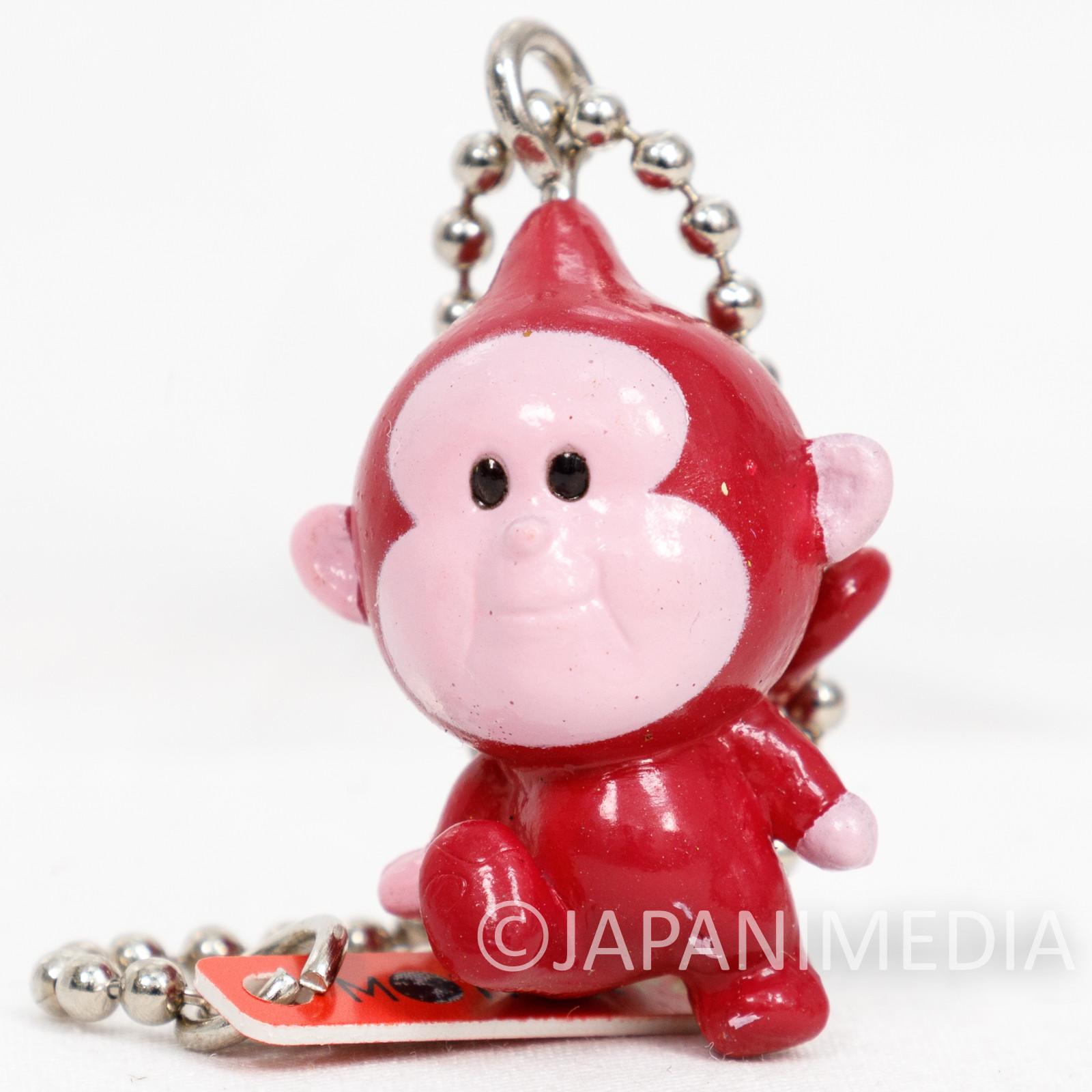 Mother Bubble Monkey Figure Ballchain Nintendo Takara Tomy GAME NES FAMICOM