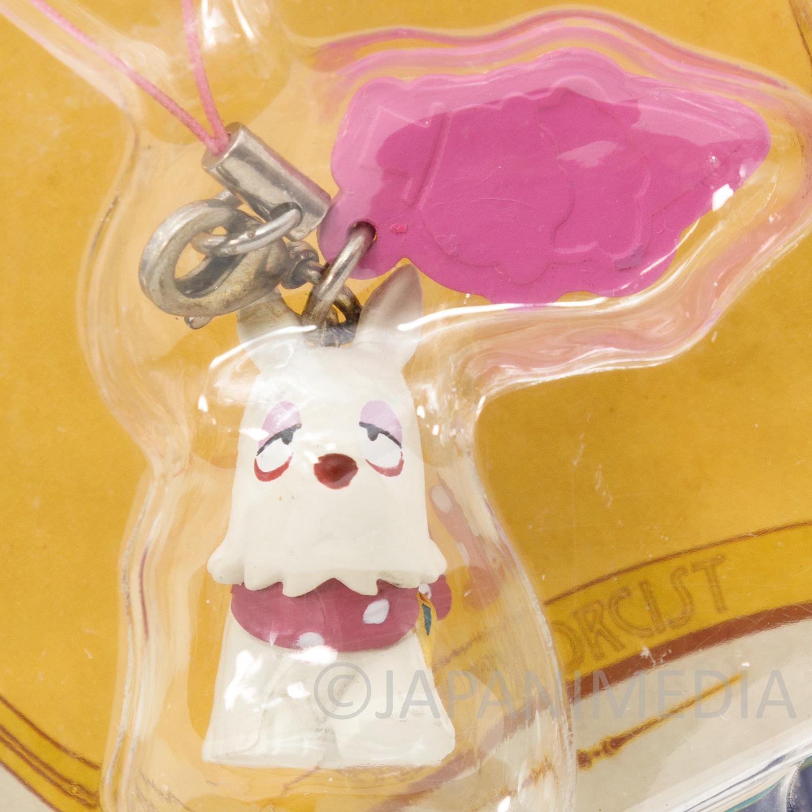 Blue Exorcist Mephisto Dog Mascot Figure Strap Banpresto JAPAN ANIME MANGA
