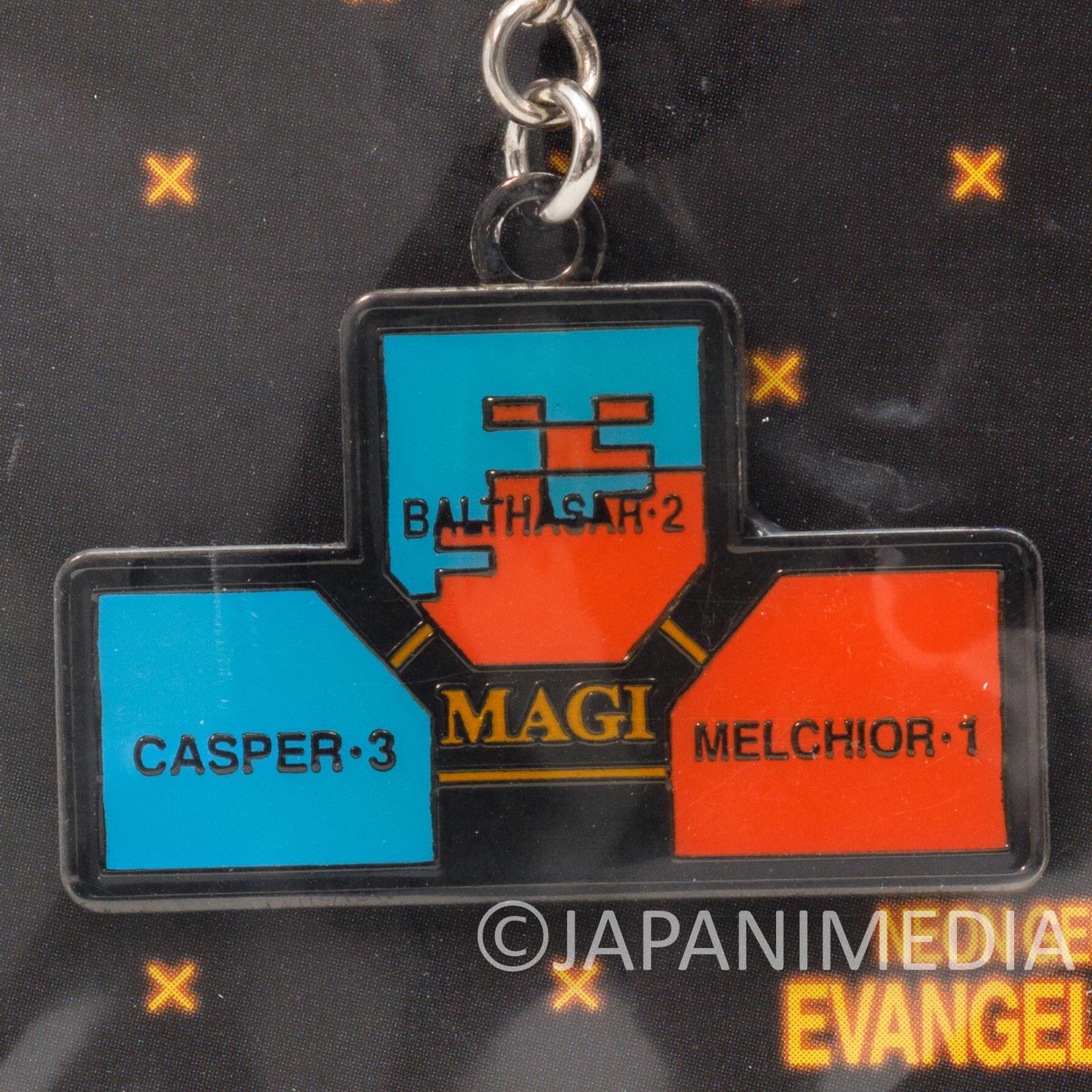 Evangelion 11th Angel Shito Ireul Mascot Charm Fastener Accessories JAPAN ANIME