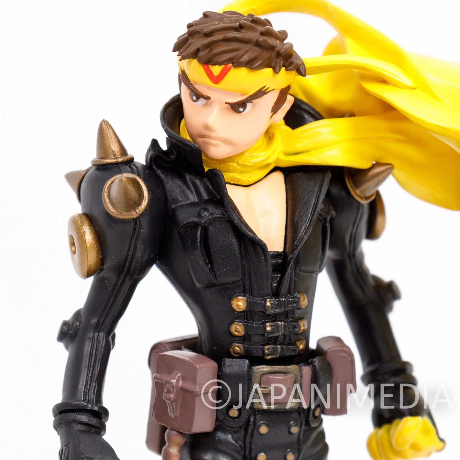 Cyberbots Jin Saotome Repaint ver. Capcom Small Figure Collection JAPAN