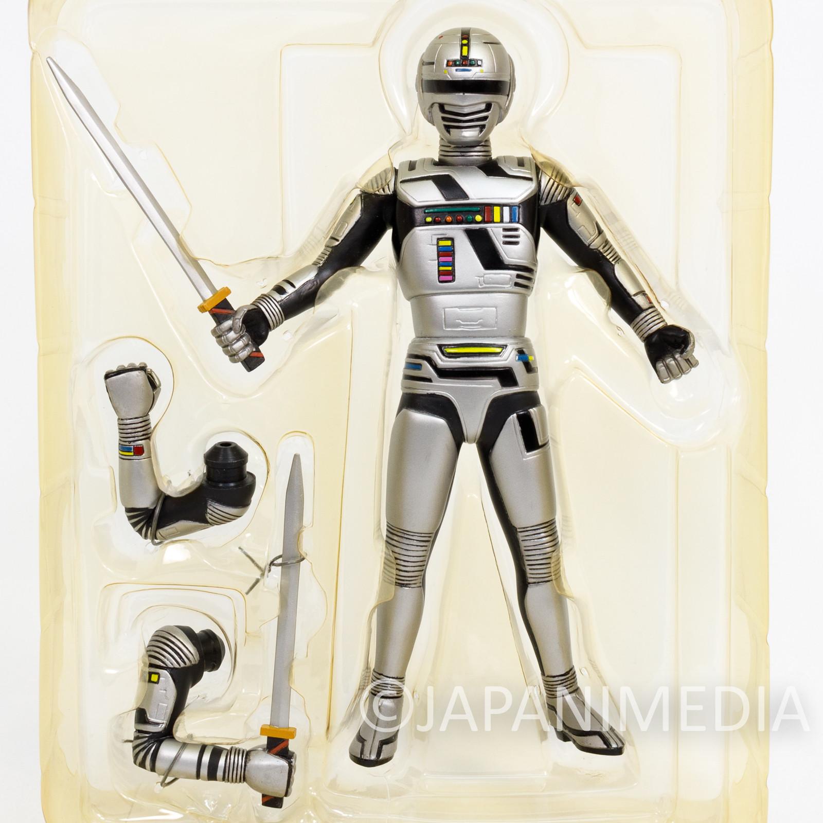 Space Sheriff Gavan Figure Biographies of Metal Hero JAPAN ANIME TOKUSATSU