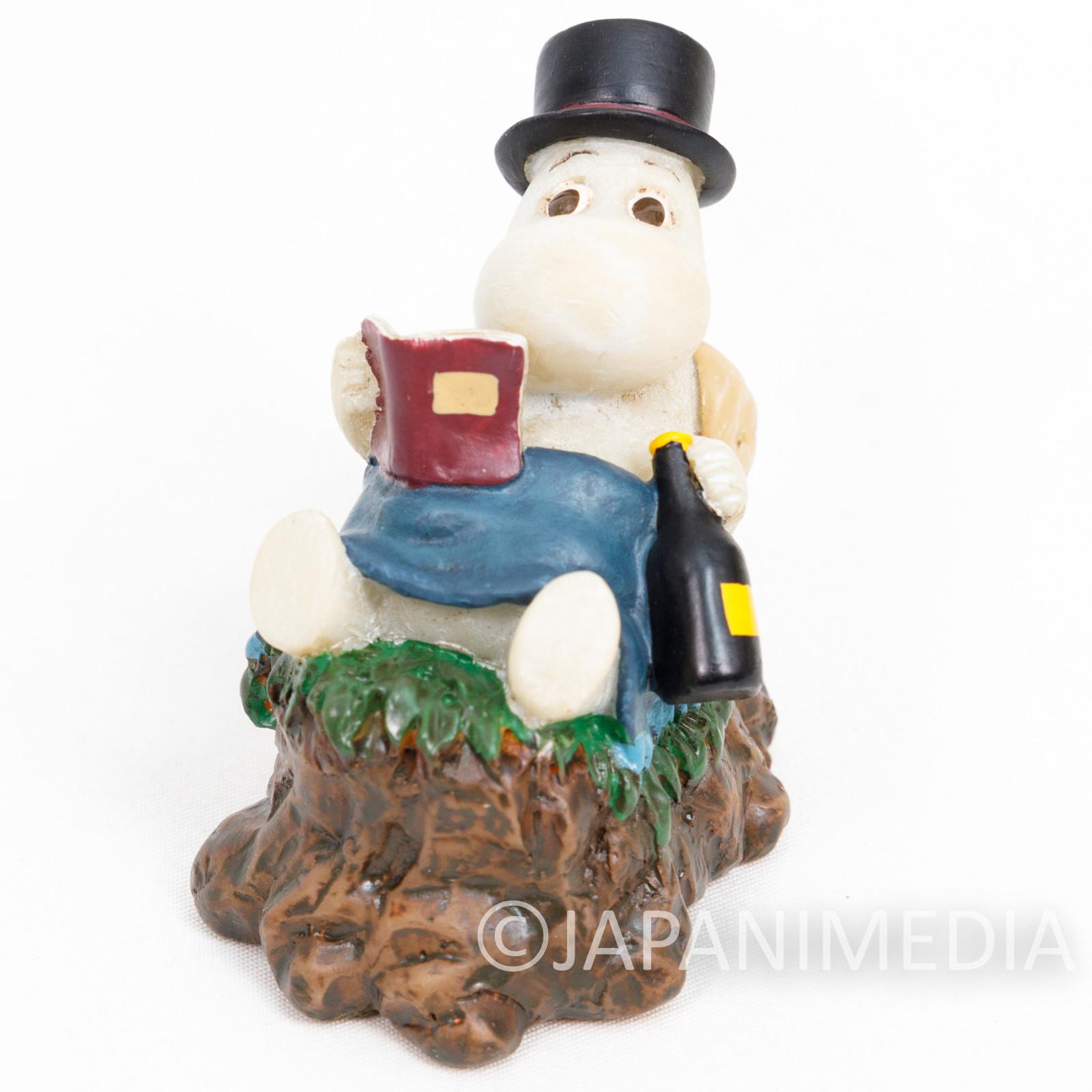 RARE! Moomin Characters Moomin Pappa  Original Comics Ver. Mini Figure Benelic