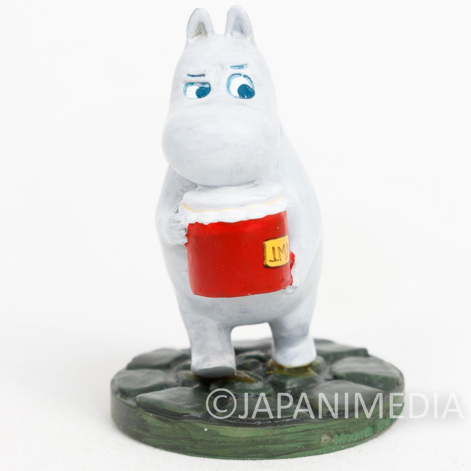 RARE! Moomin Characters Moomintroll Original Comics Ver. Mini Figure Benelic 2