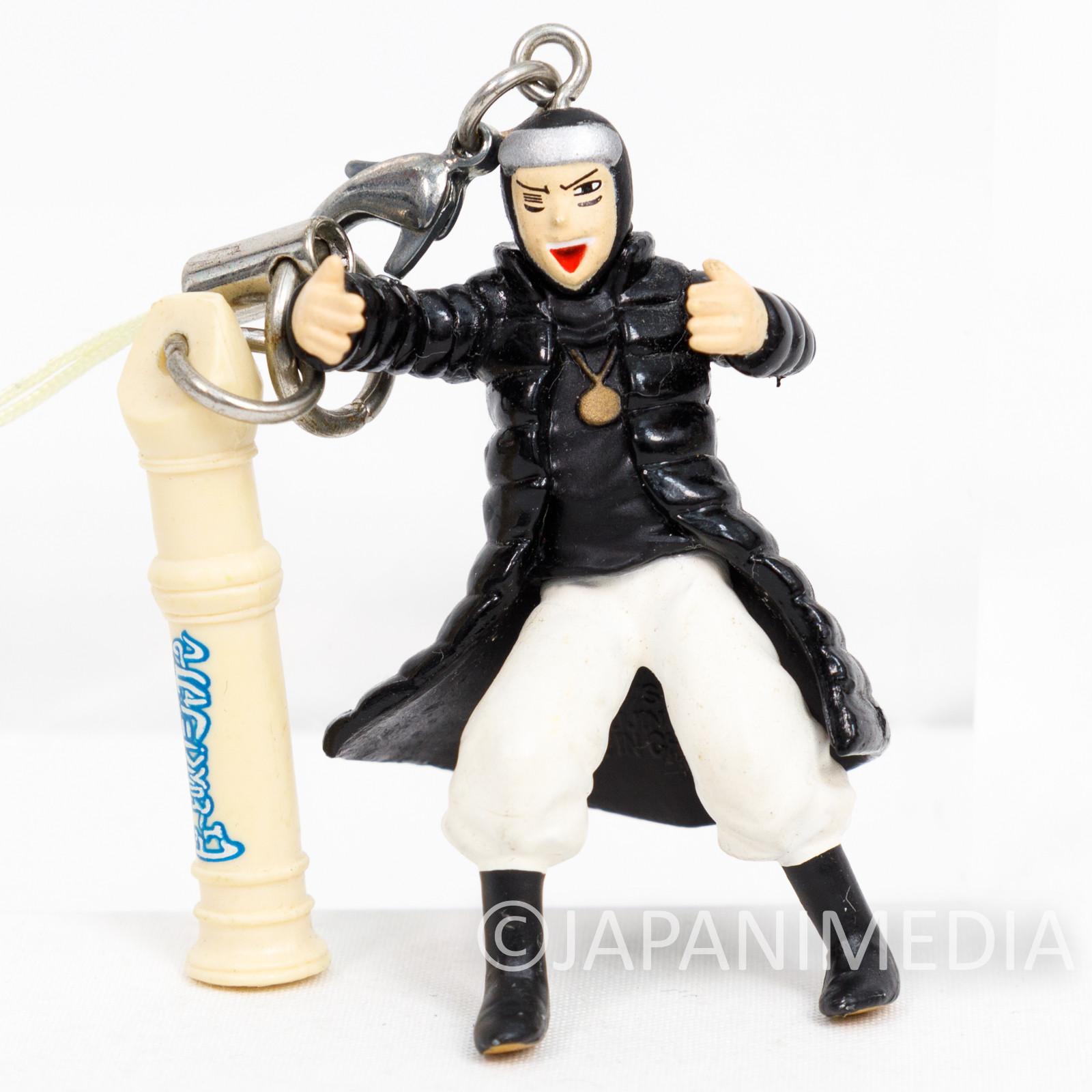 Pyu to Fuku! Jaguar Hammer Figure Strap JAPAN ANIME