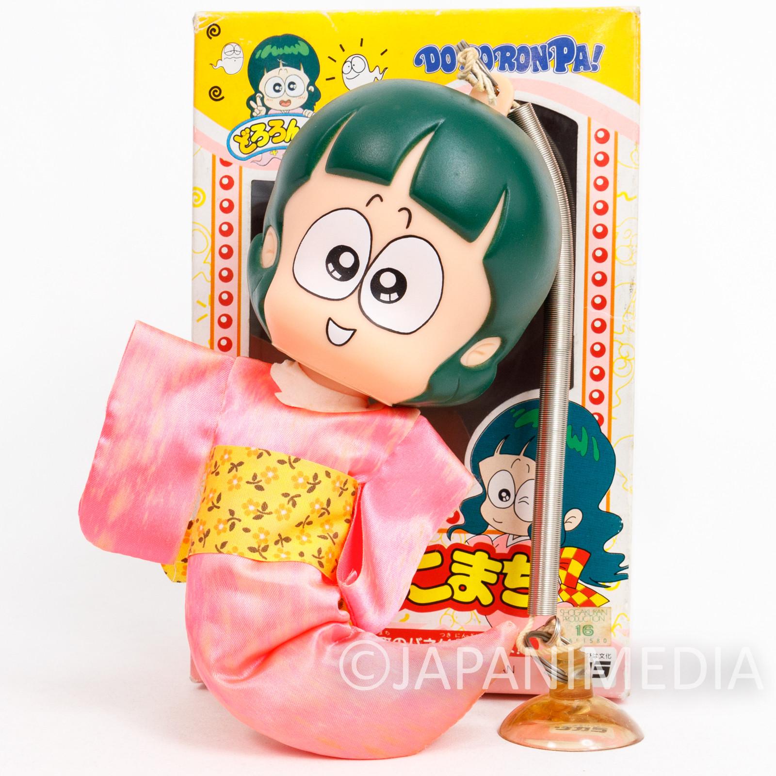 Dororonpa Dororon Komachi Soft Vinyl Figure w/Spring JAPAN ANIME