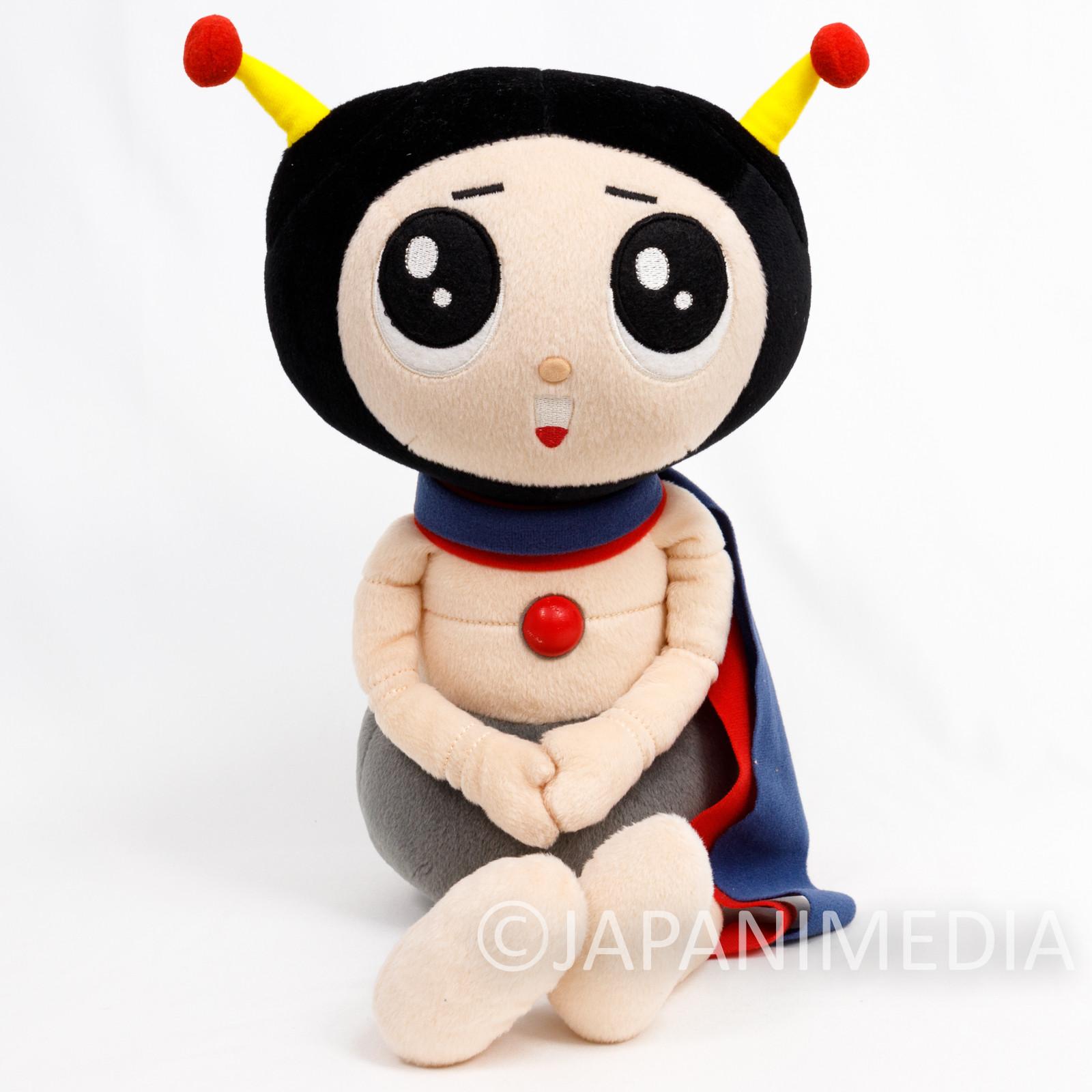 RARE! Pyu to Fuku! Jaguar Hamidento Minto Hamy Hamee Big Plus Doll SHONEN JUMP