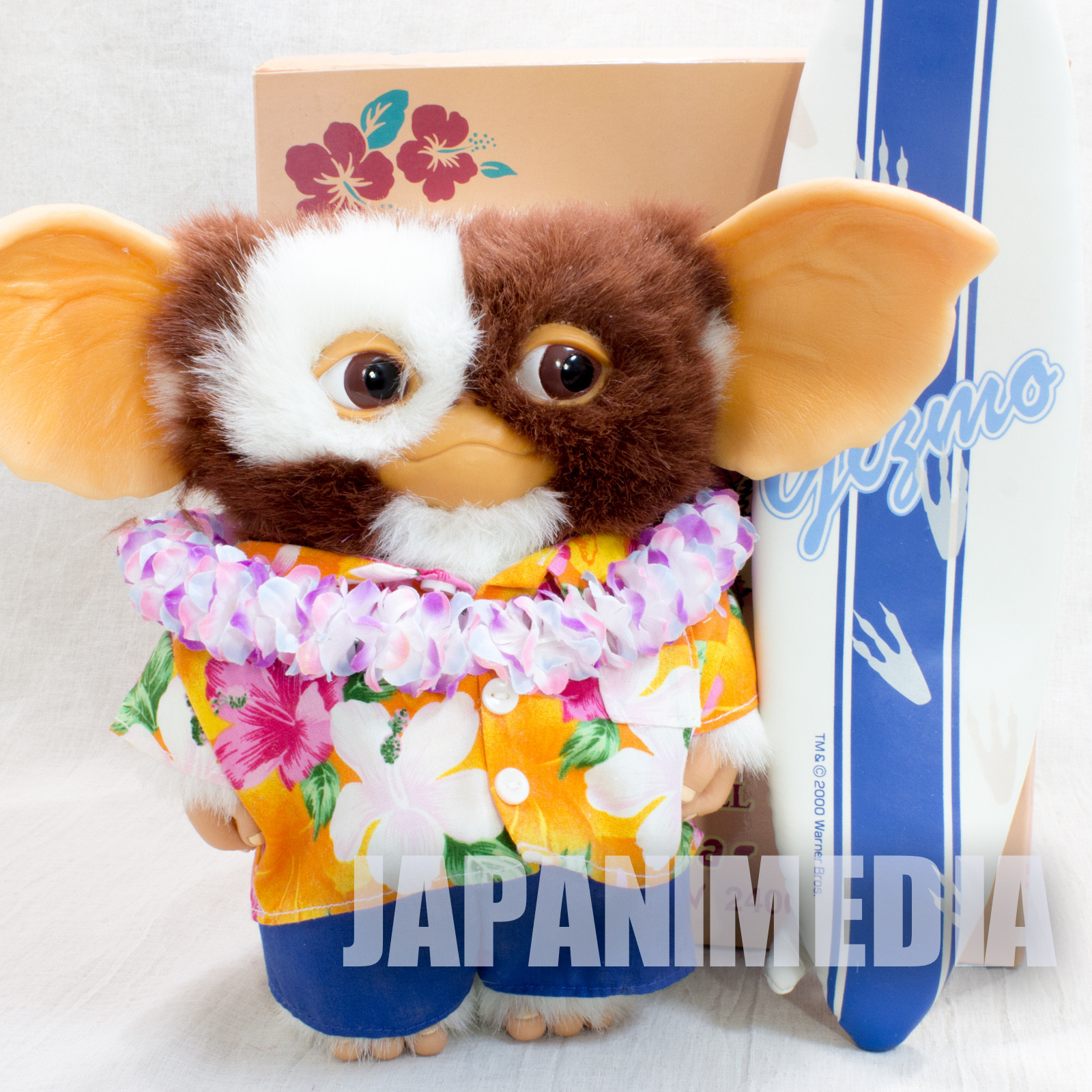 Gremlins 2 Hawaiian Aloha Costume Gizmo Figure 2400 Limited Jun Planning JAPAN