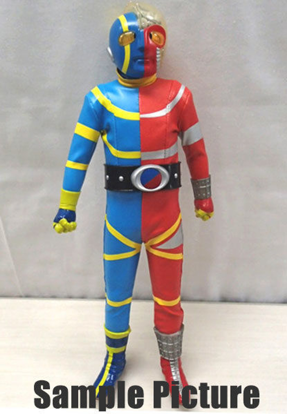 "Kikaider Figure 15"" RAH-450 Medicom Toy JAPAN TOKUSATSU HERO ANDROID"