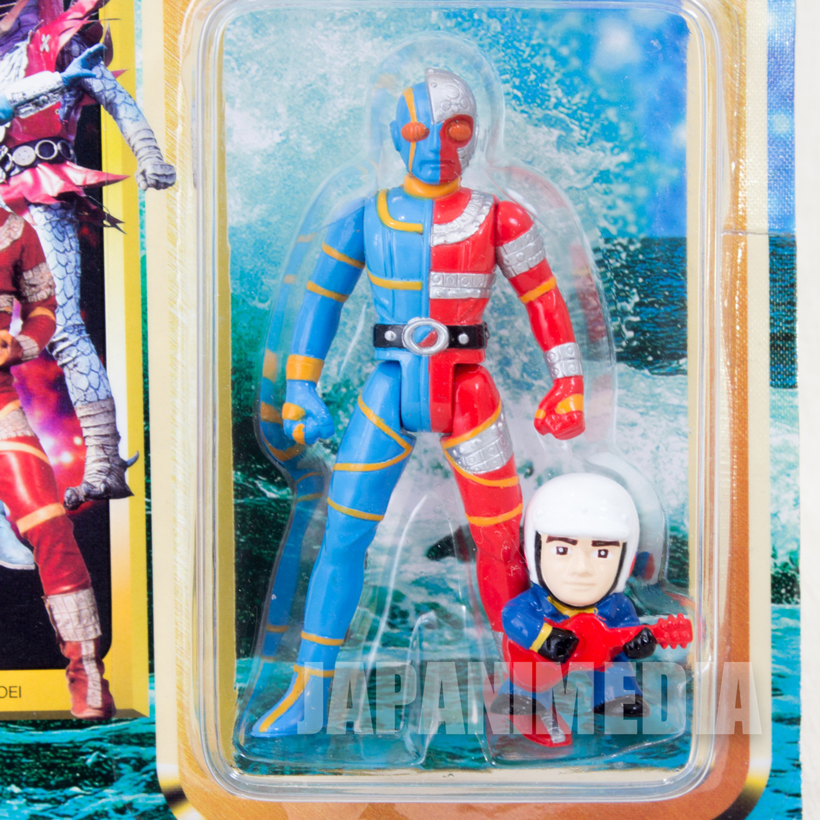 Kikaider Toei Hero Action Figure Collection JAPAN ANIME TOKUSATSU