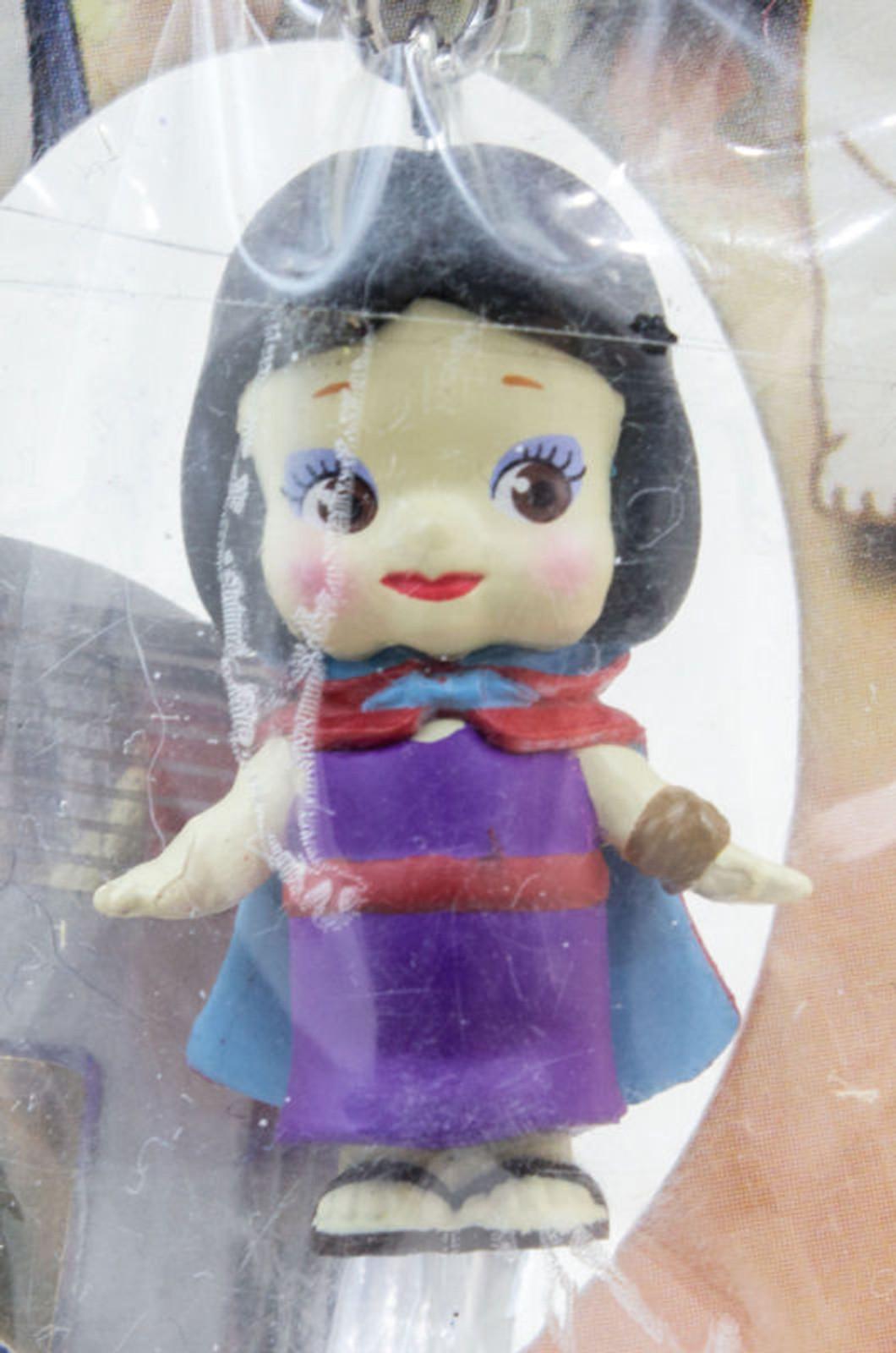 Humanoid Monster Bella Rose O'neill Kewpie Kewsion Strap JAPAN ANIME BEM