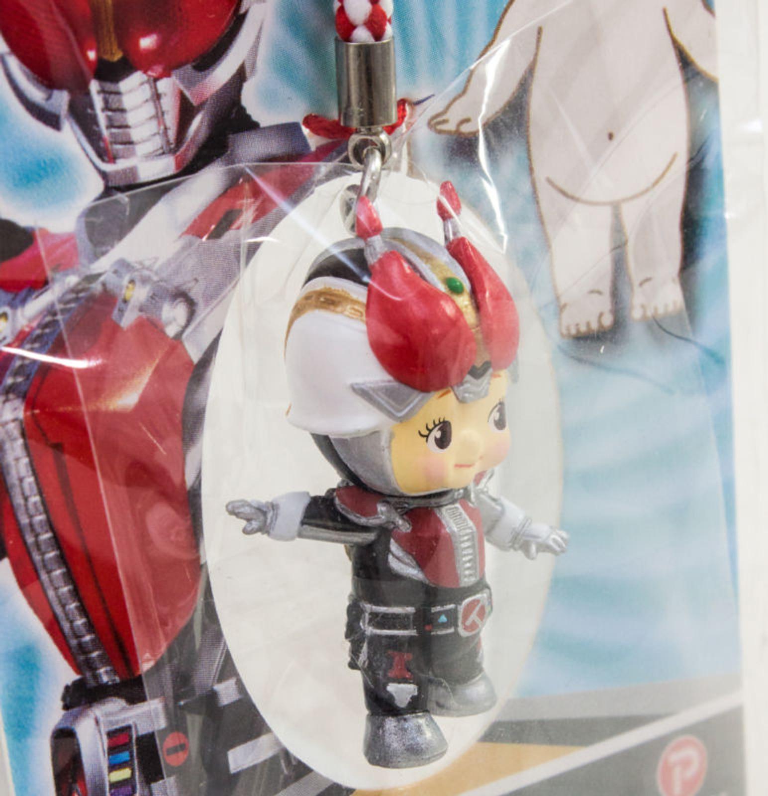 Kamen Rider Denoh Rose O'neill Kewpie Kewsion Strap JAPAN