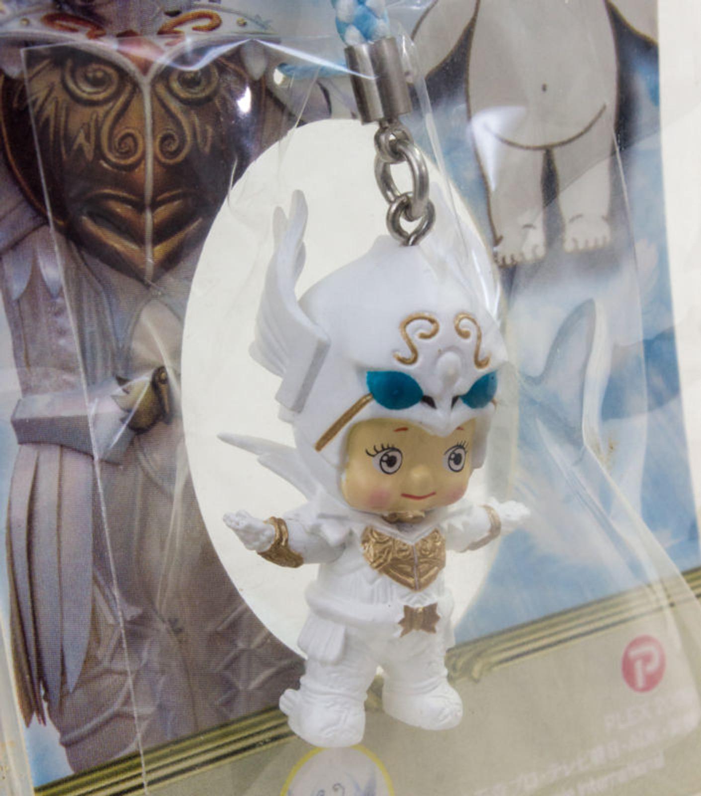 Kamen Rider Denoh Zeek Rose O'neill Kewpie Kewsion Strap JAPAN