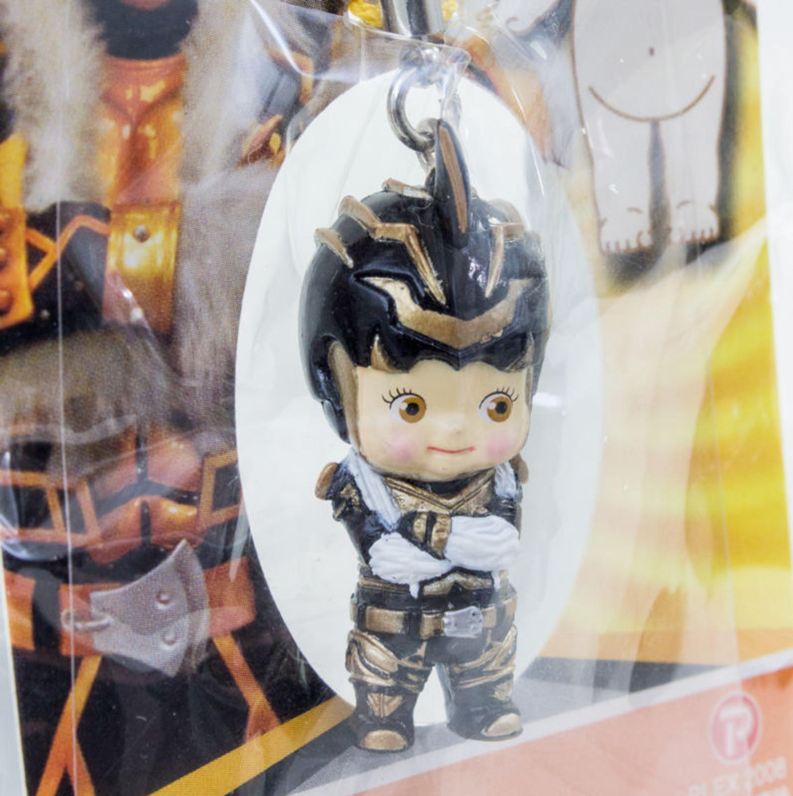 Kamen Rider Denoh Kintarosu Rose O'neill Kewpie Kewsion Strap JAPAN