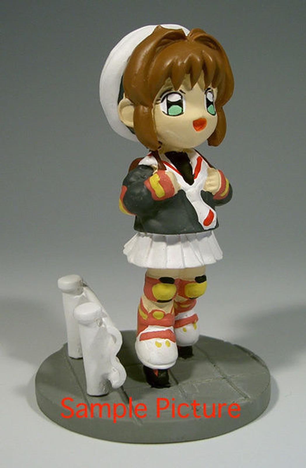 Cardcaptor Sakura Polystone Figure School Uniform Ver. CLAMP JAPAN ANIME MANGA