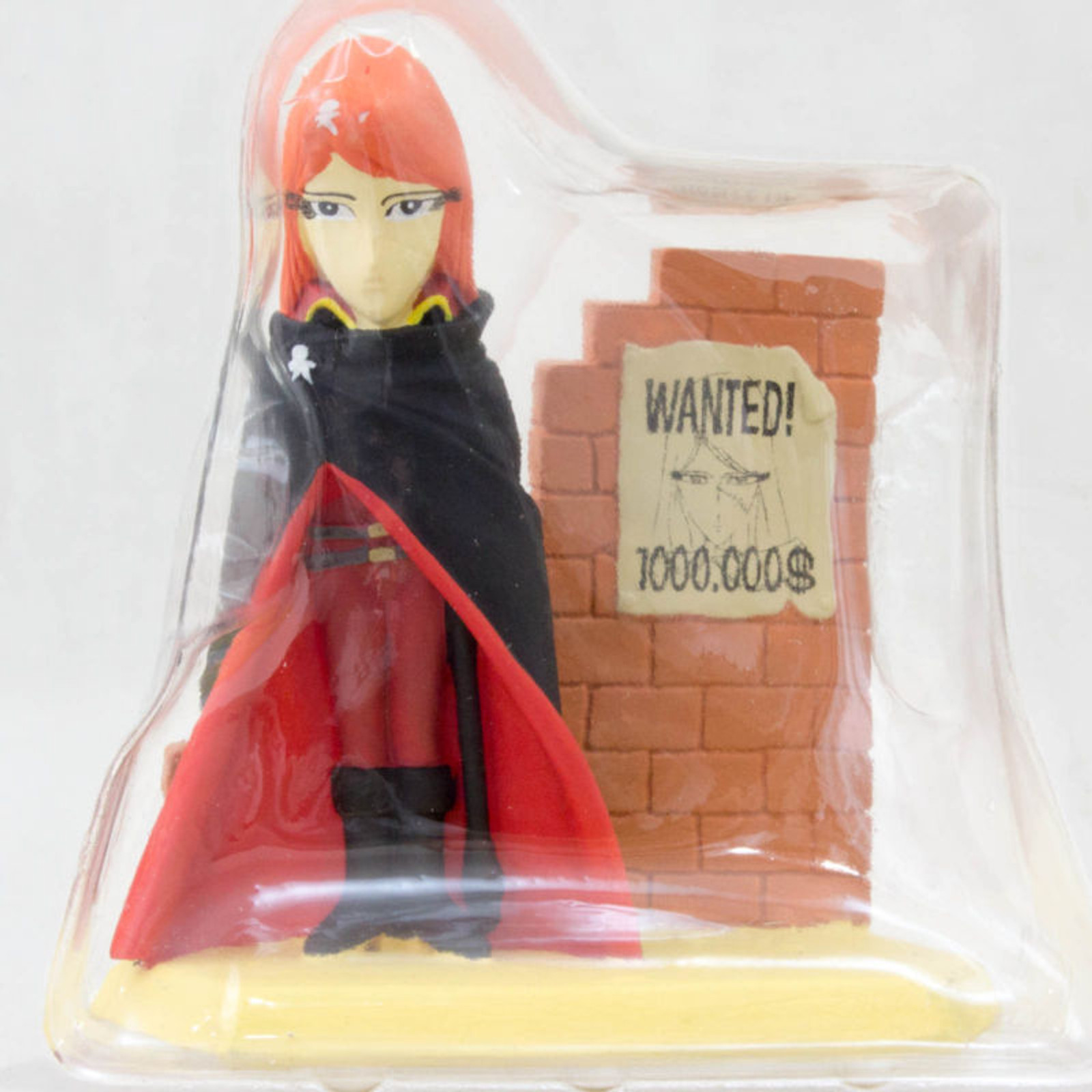Galaxy Express 999 Queen Emeraldas Polystone Figure JAPAN ANIME MANGA