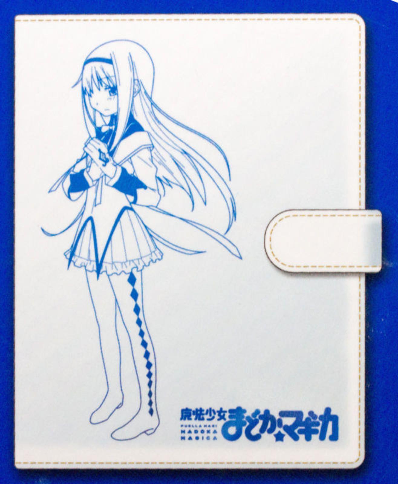 Puella Magi Madoka Magica Personal Organizer Notebook Homura Ver. JAPAN ANIME