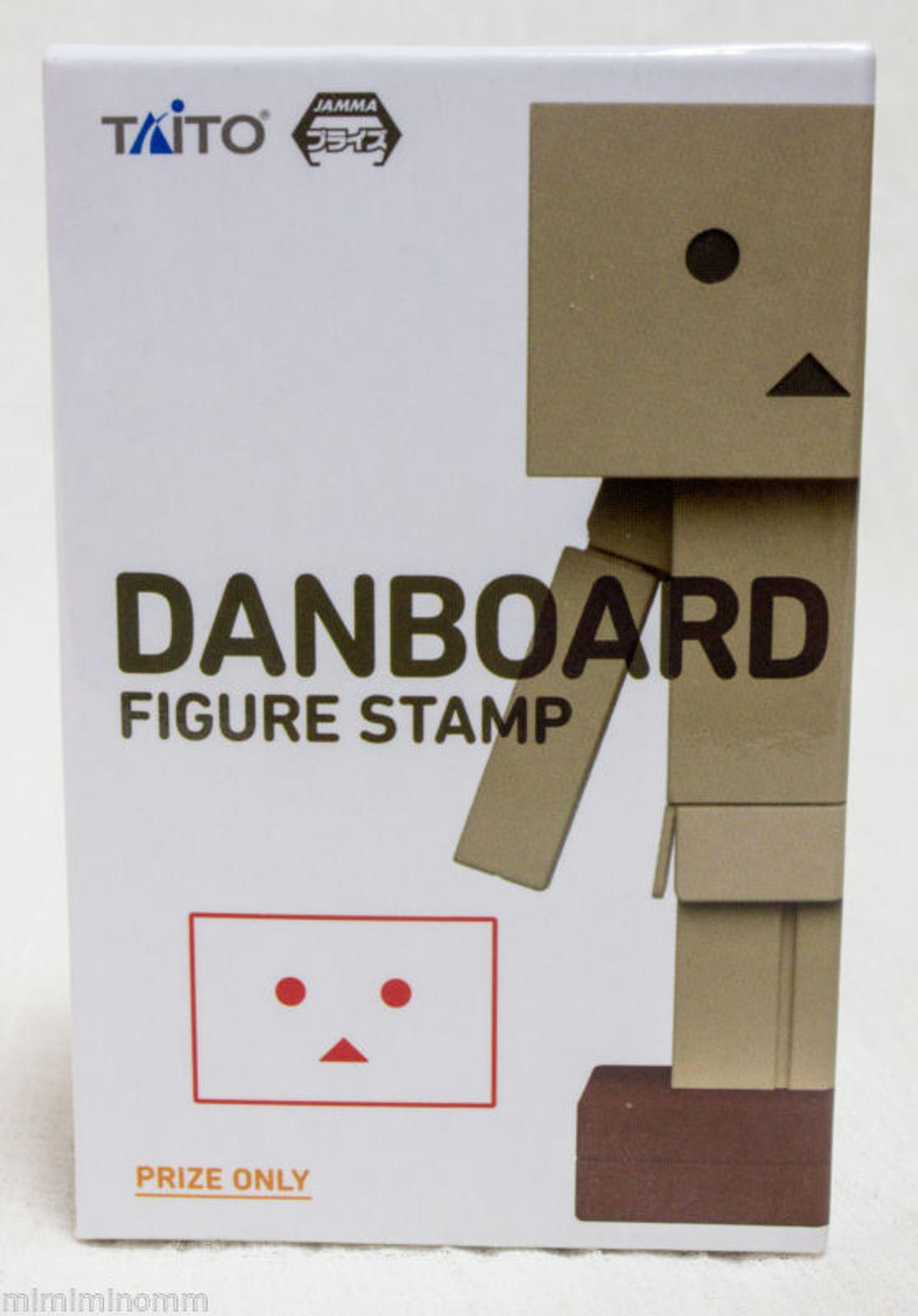 Yotsuba& Danboard Dambo Figure Stamp A type JAPAN ANIME MANGA