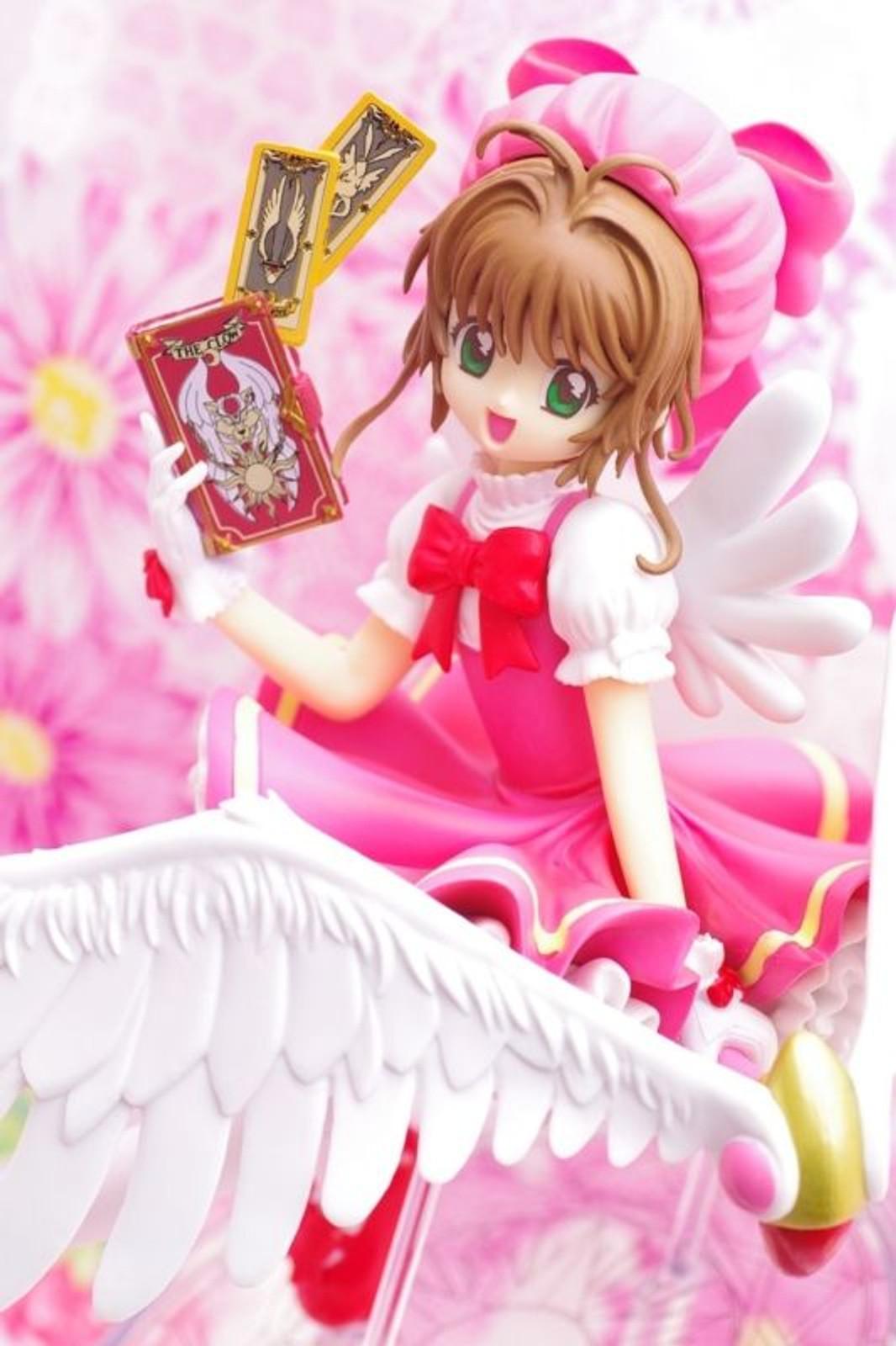 Cardcaptor Sakura Fine Quality Figure CLAMP FuRyu JAPAN ANIME MANGA