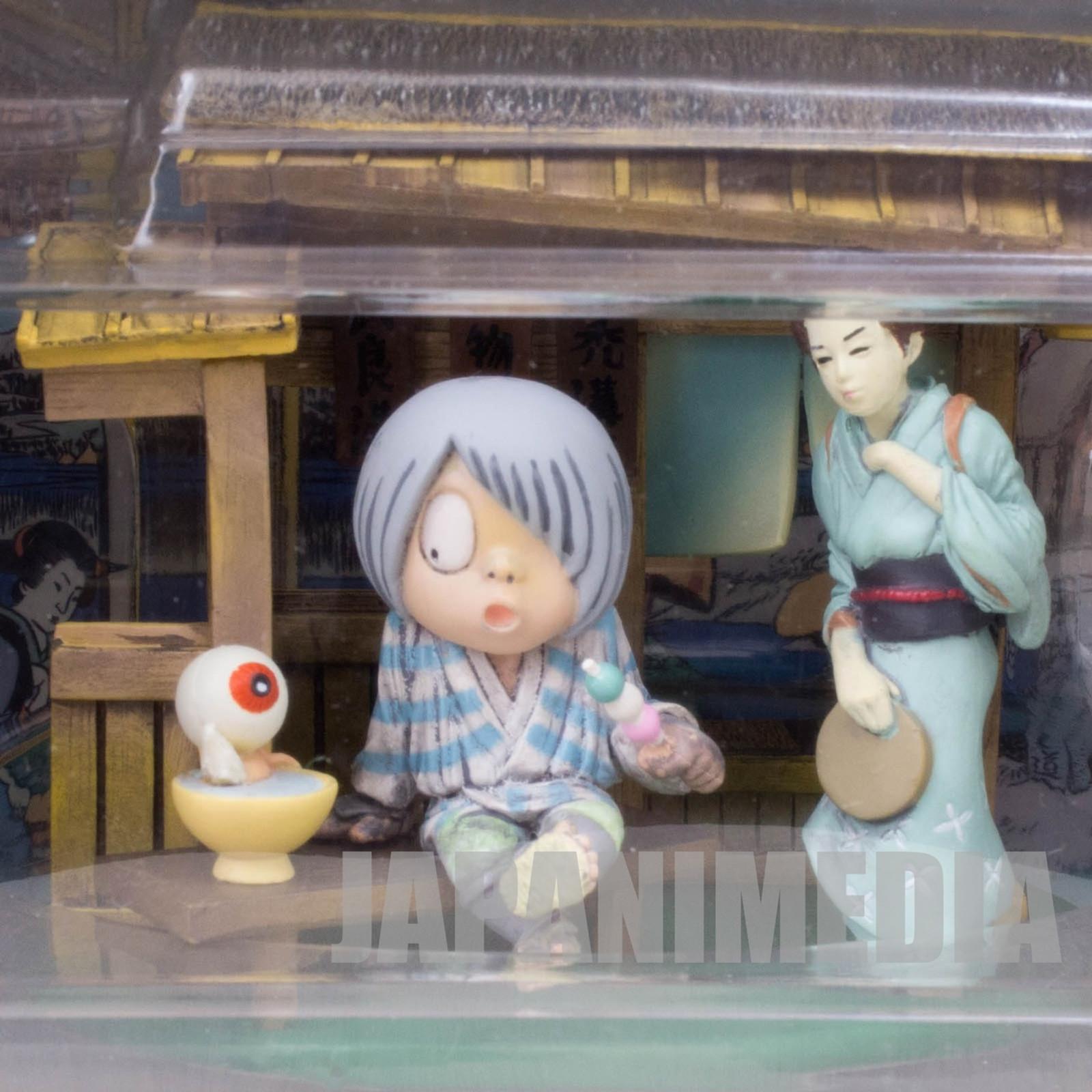 Gegege no Kitaro Diorama Vignette Figure Totsuka Ver. Youkai JAPAN ANIME