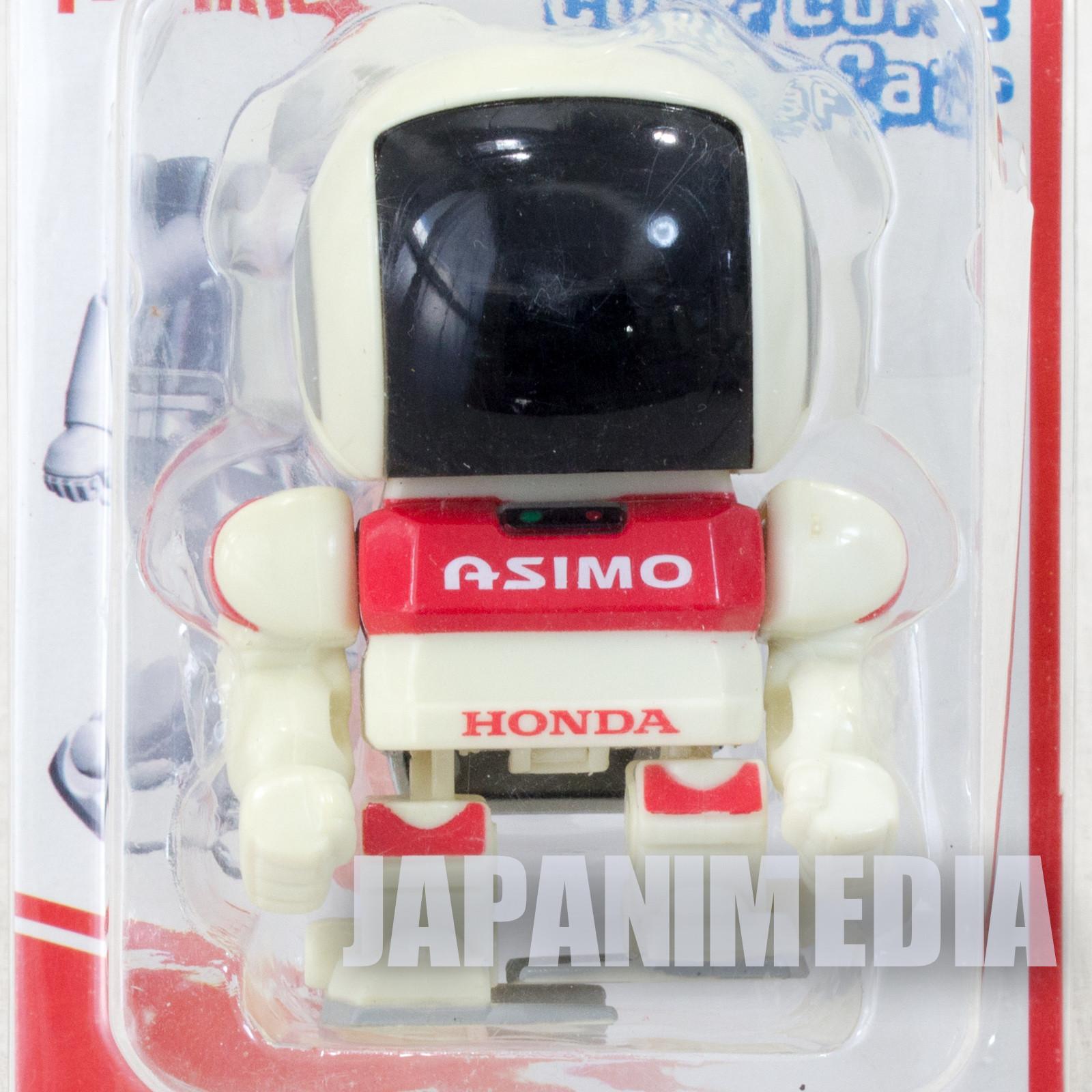 HONDA Asimo Mascot Wind-Up Figure Red Color Ver. JAPAN