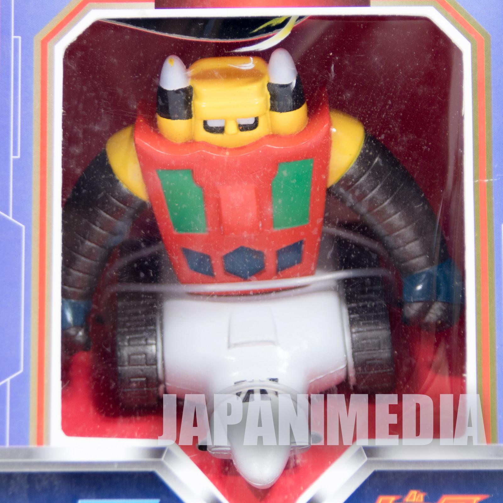 Getter Robo #3 Figure Super Robot Collection Banpresto JAPAN ANIME MANGA TOEI