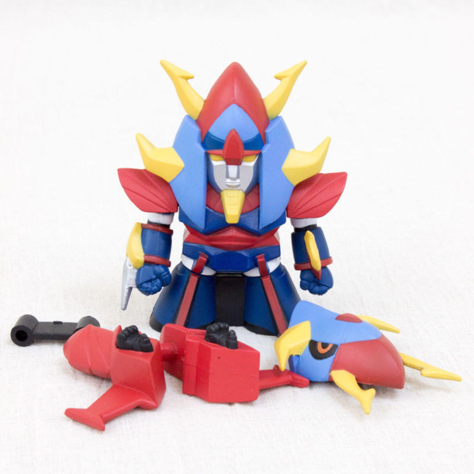 Super Robot Wars Nekketsu Gokin Complete REIDEEN Figure JAPAN ANIME MANGA