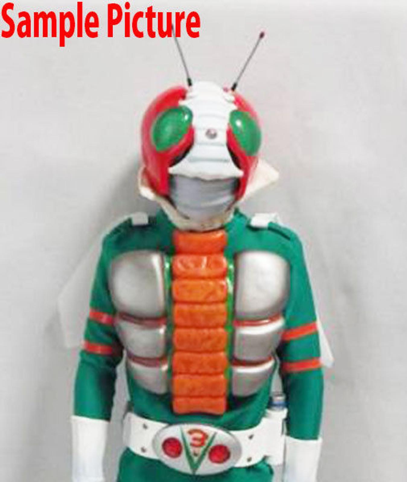 """Kamen Rider V3 RAH-450 Figure 15""""  Medicom Toy JAPAN TOKUSATSU"""